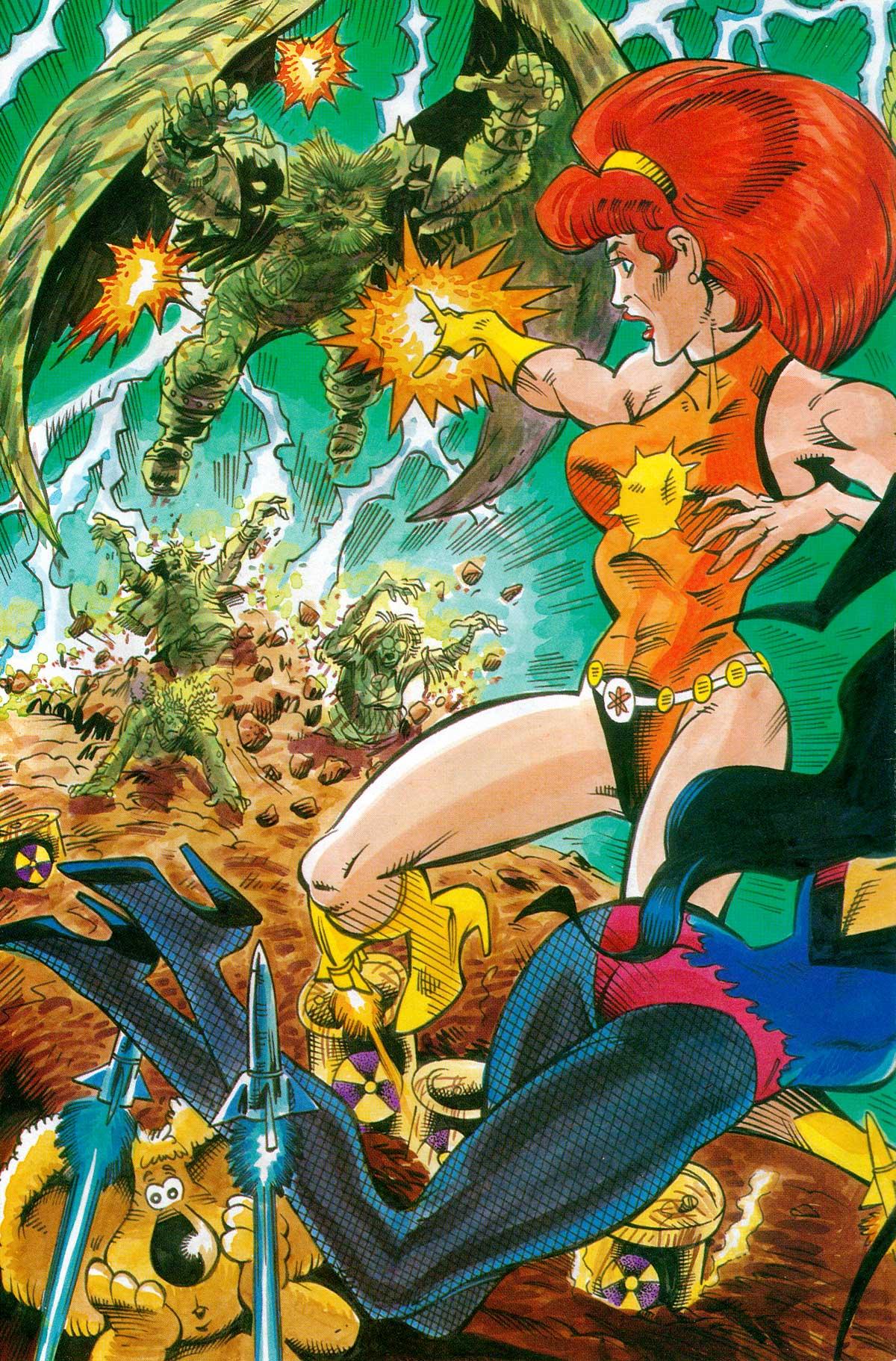 Read online E-man (1993) comic -  Issue # Full - 35