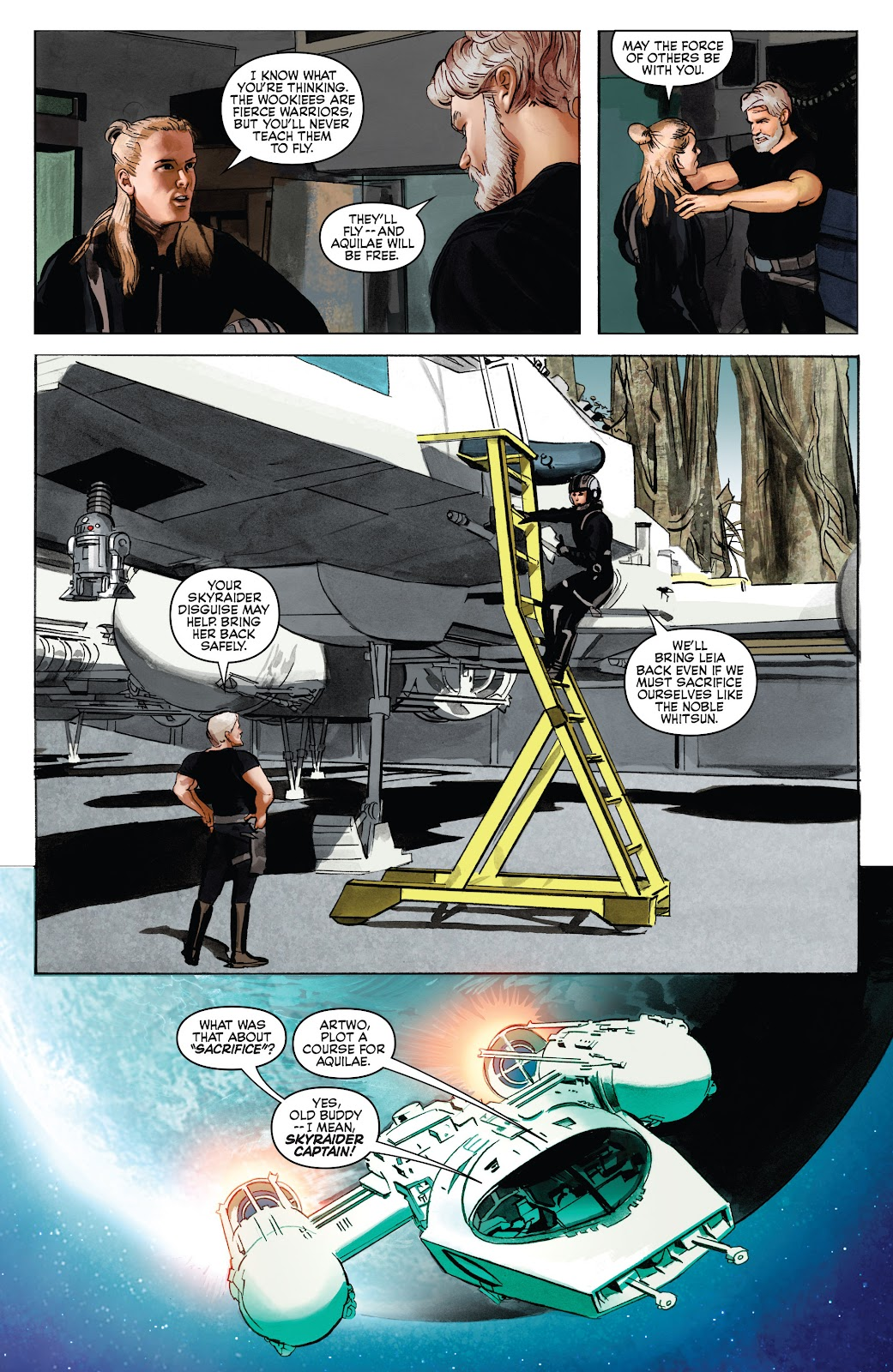 Read online Star Wars Legends: Infinities - Epic Collection comic -  Issue # TPB (Part 5) - 55