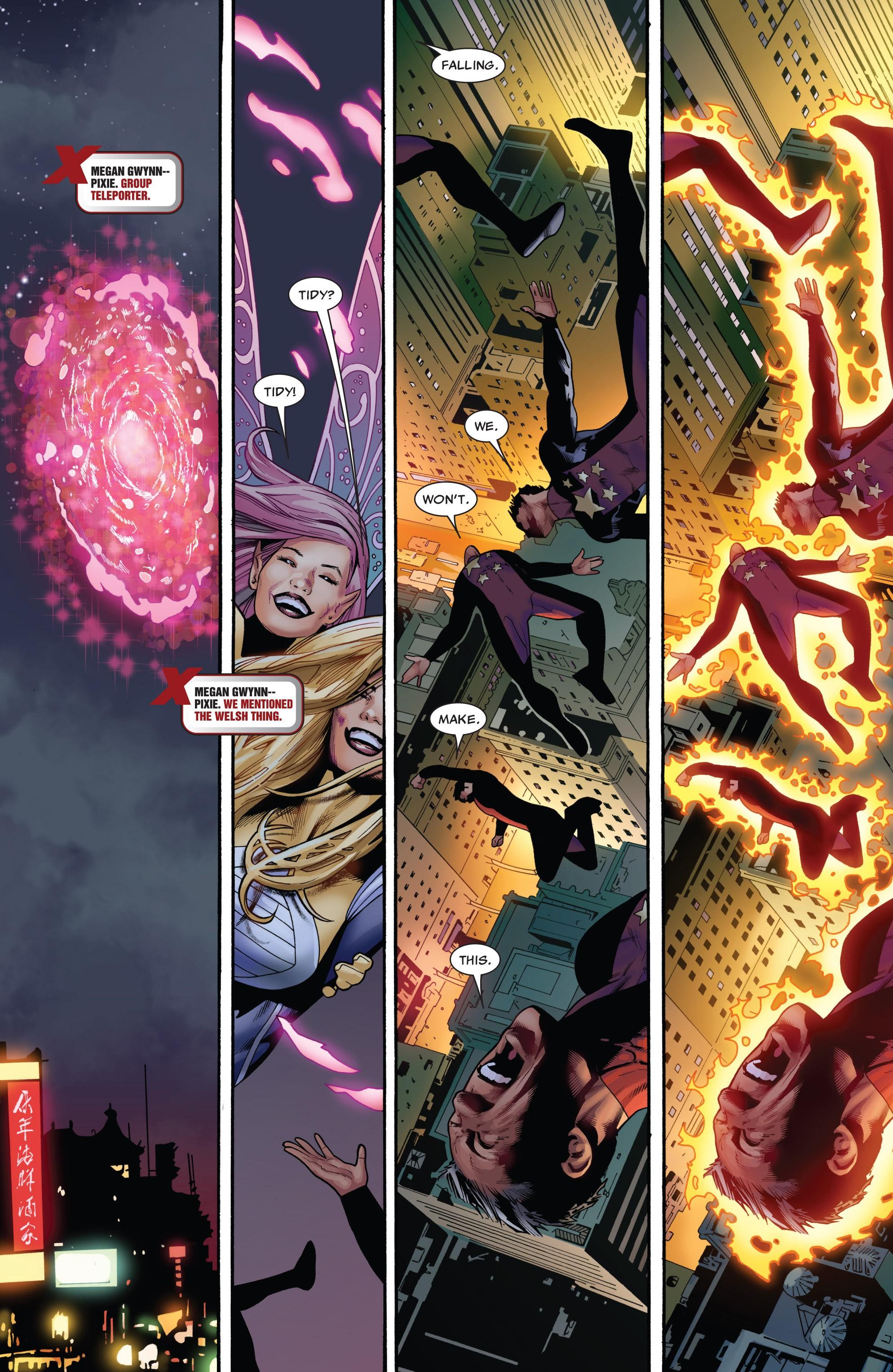 Read online Uncanny X-Men (1963) comic -  Issue #532 - 12