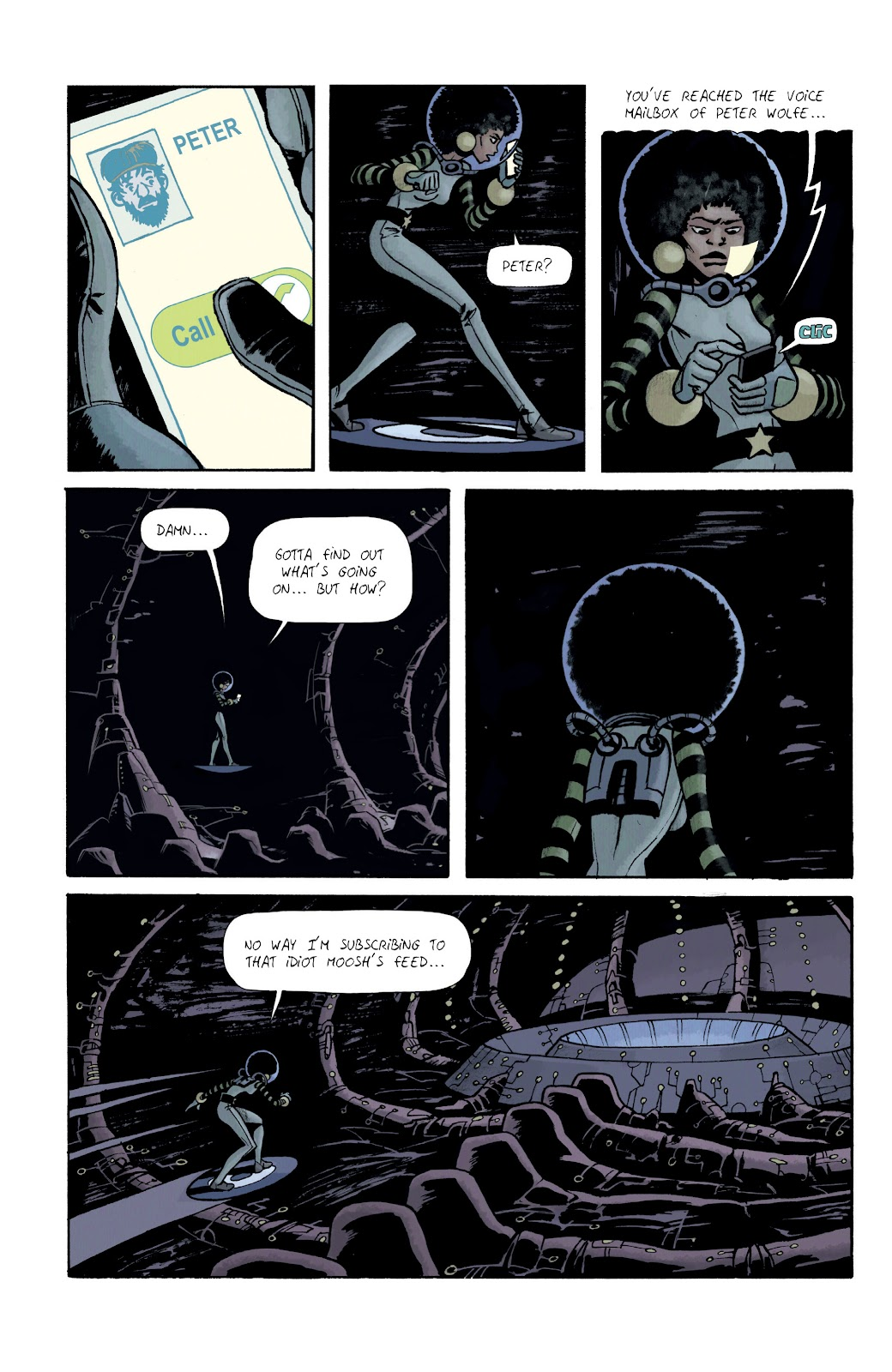 Read online Infinity 8 comic -  Issue #11 - 22
