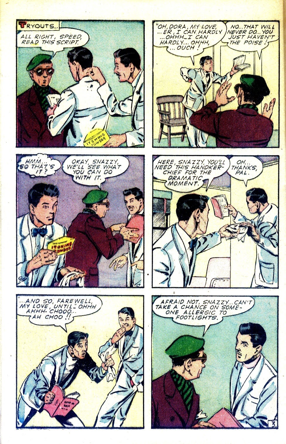 Read online Nellie The Nurse (1945) comic -  Issue #2 - 44
