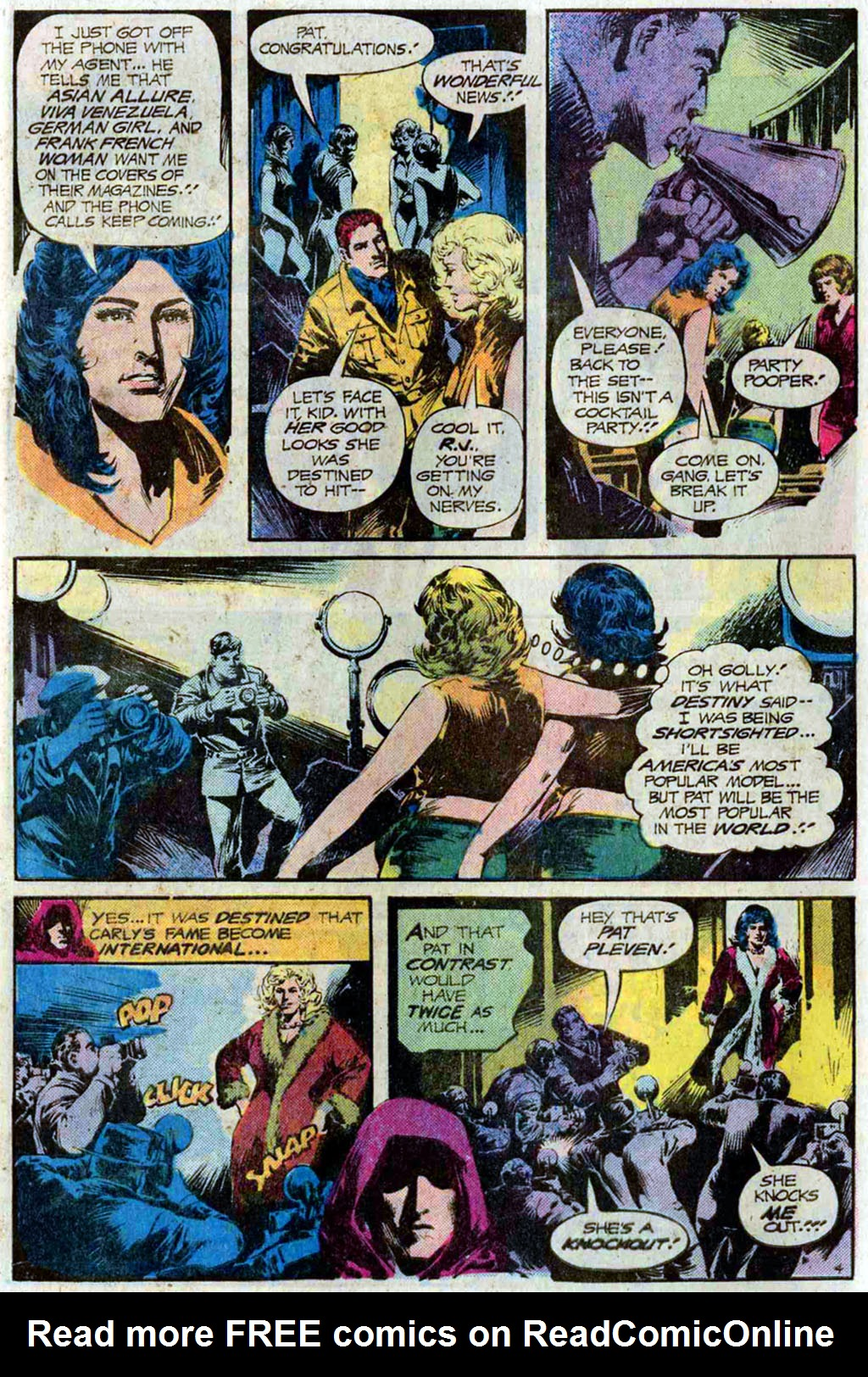 Read online Secrets of Haunted House comic -  Issue #34 - 9