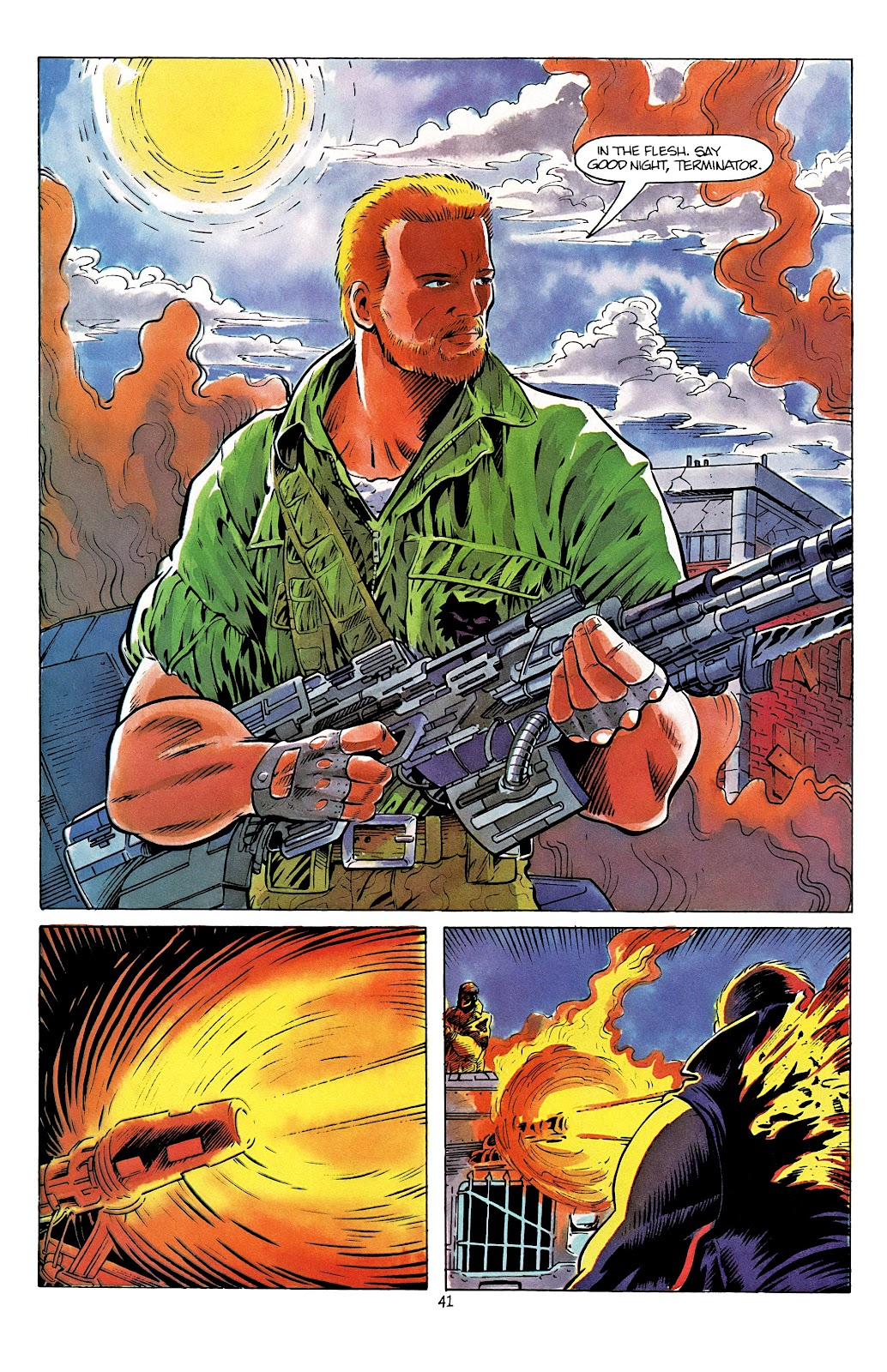The Terminator (1988) issue 12 - Page 46