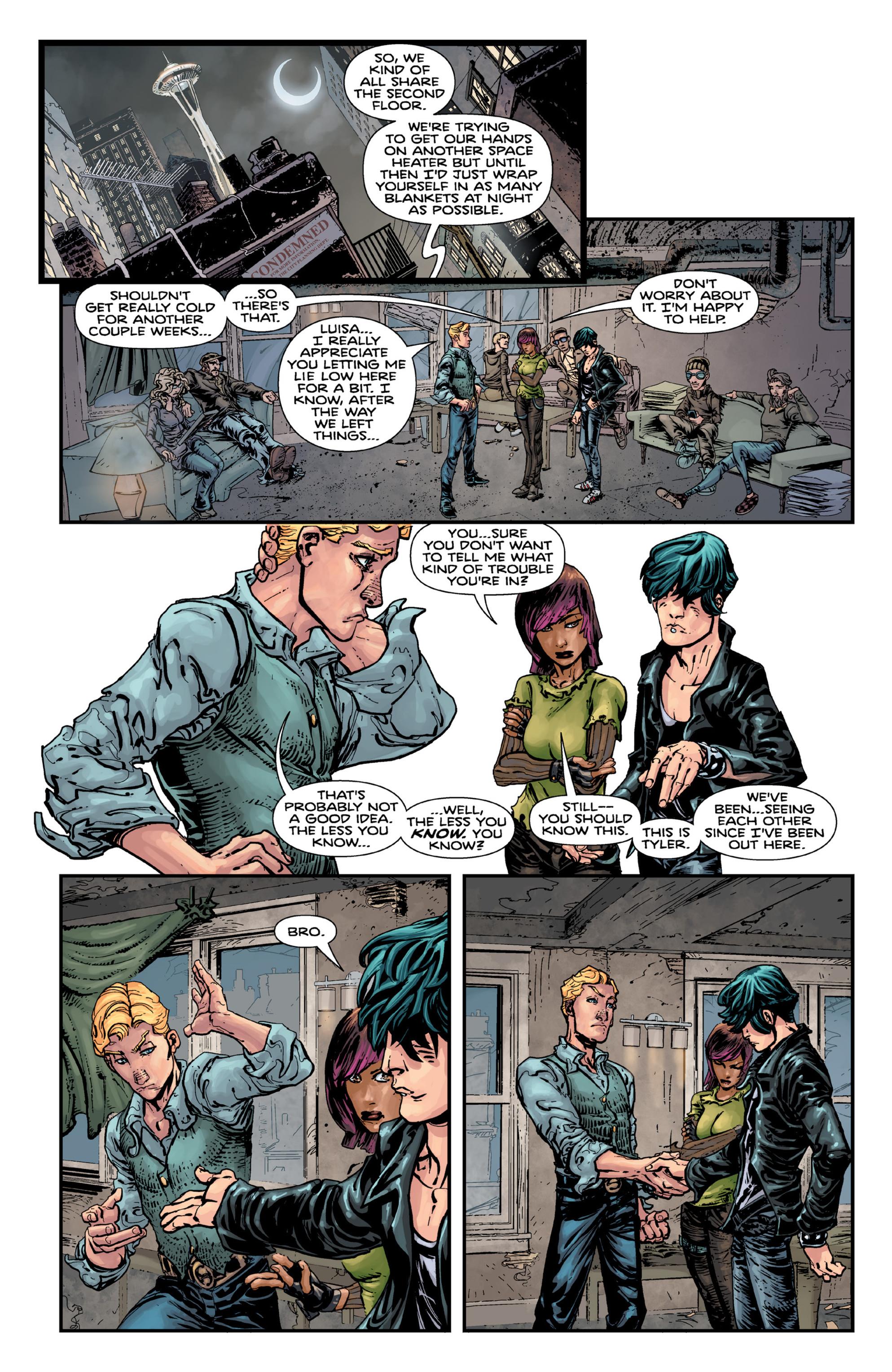 Read online Brain Boy:  The Men from G.E.S.T.A.L.T. comic -  Issue # TPB - 96
