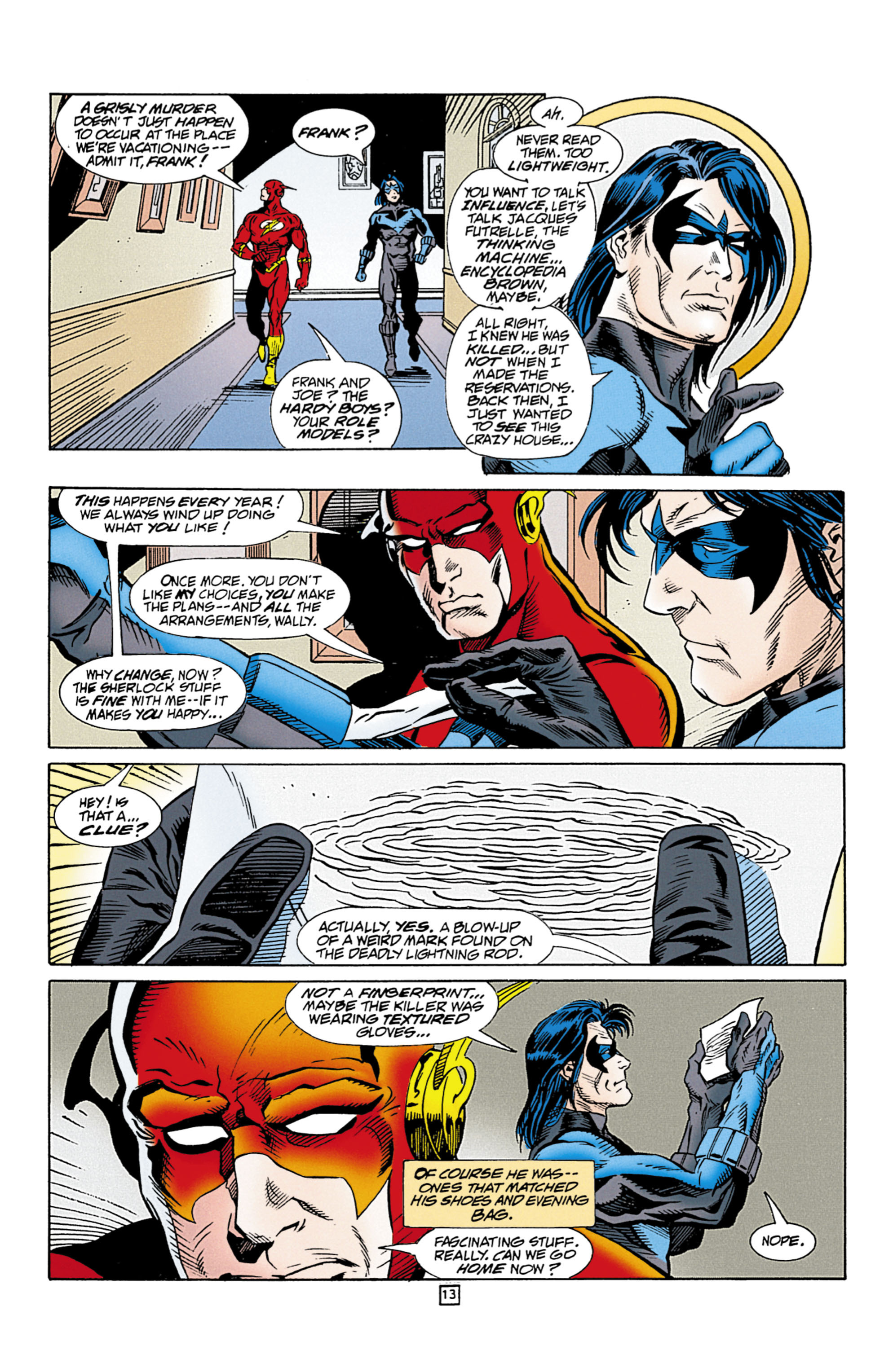 Read online Flash Plus comic -  Issue # Full - 14
