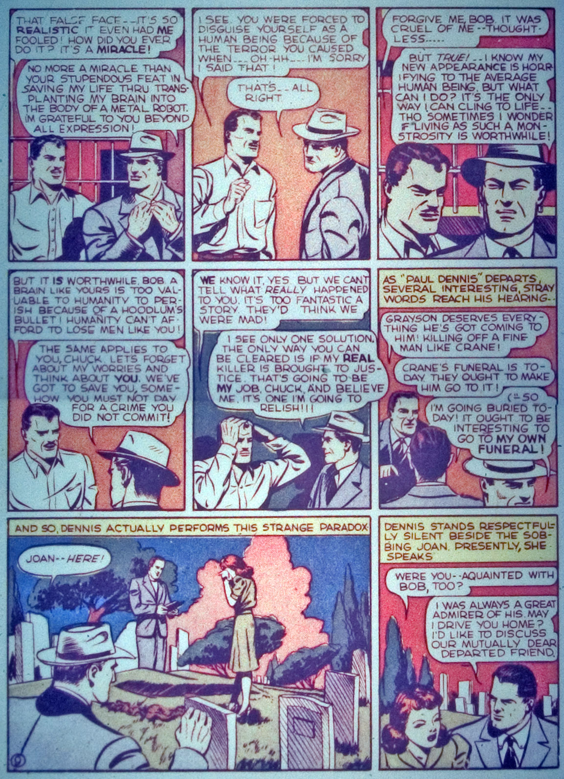 Star Spangled Comics (1941) issue 7 - Page 40