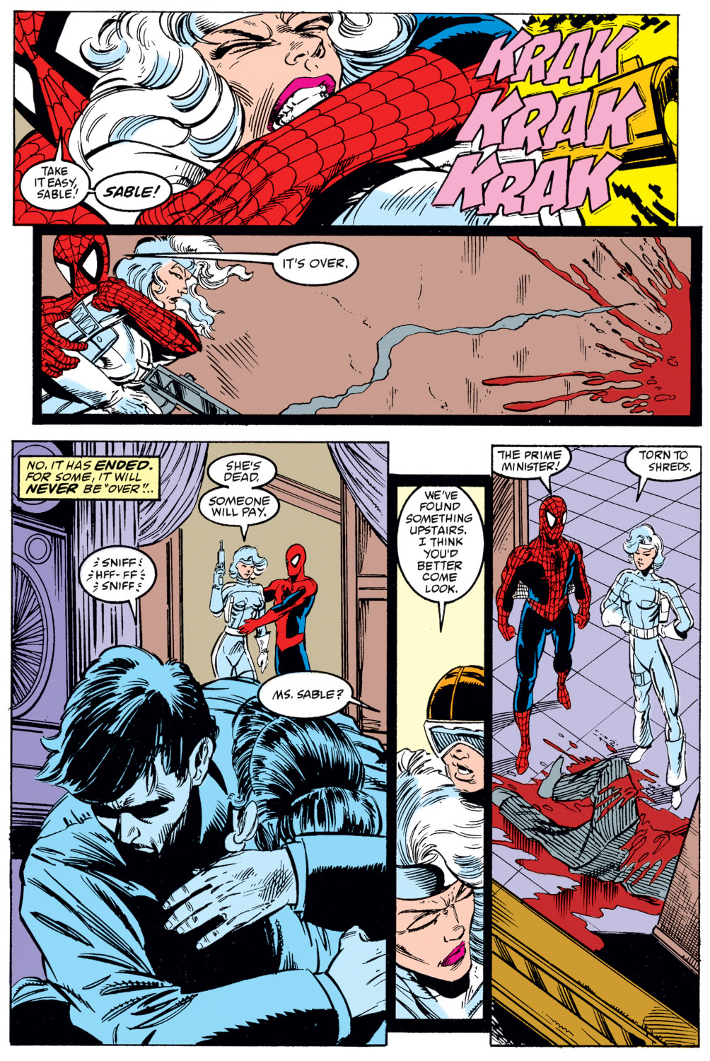 The Amazing Spider-Man (1963) 322 Page 21