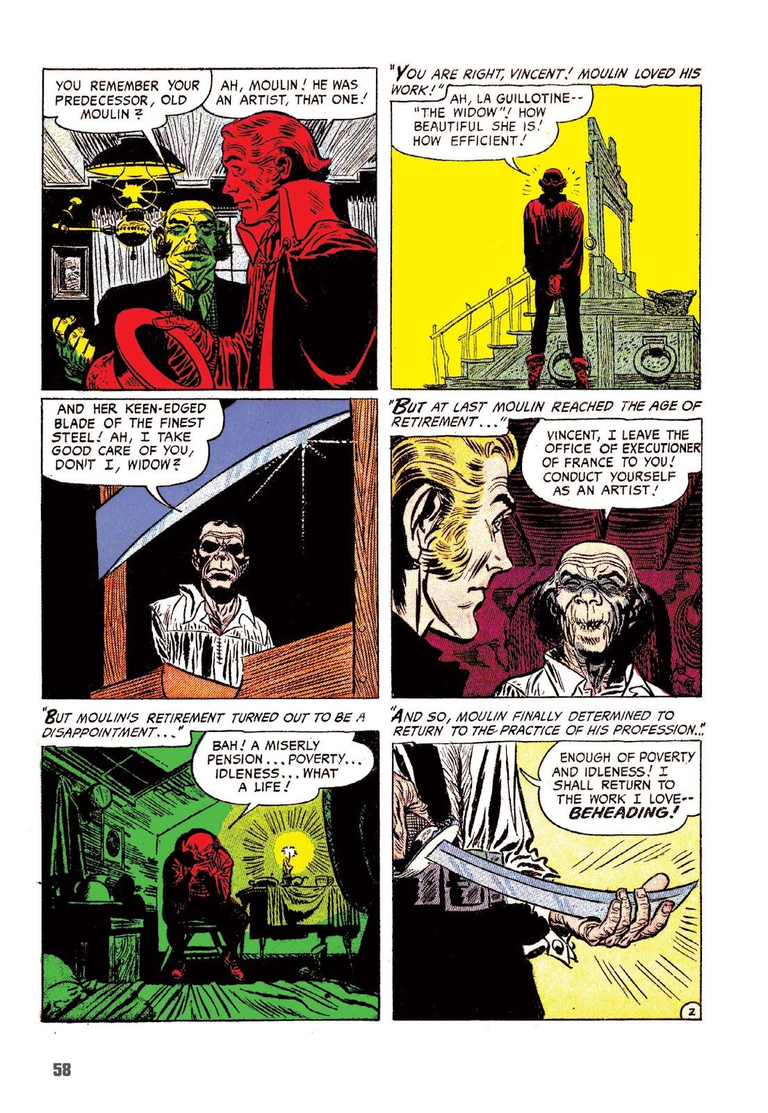 Read online The Joe Kubert Archives comic -  Issue # TPB (Part 1) - 69