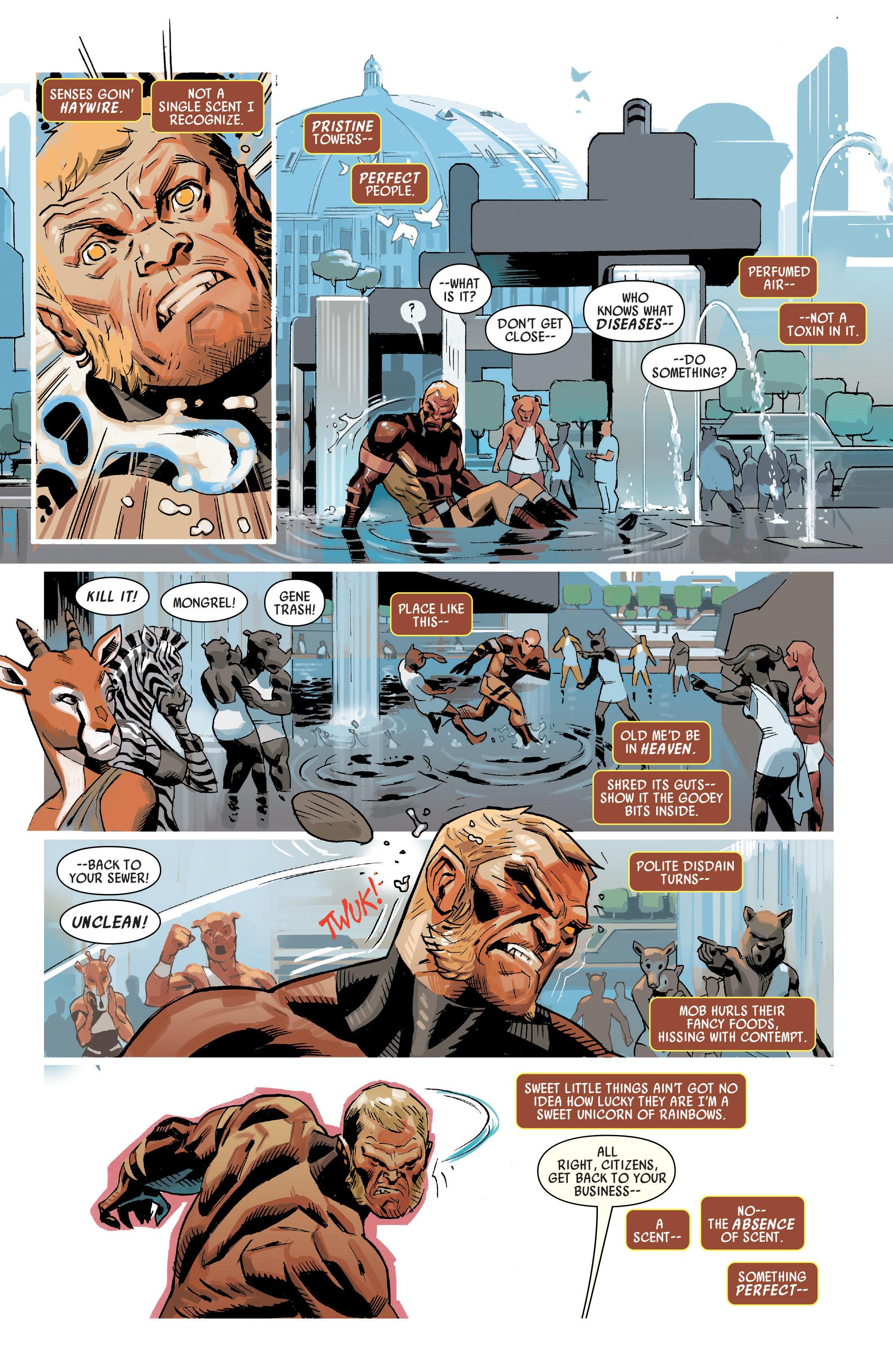 Read online Uncanny Avengers [I] comic -  Issue #1 - 21