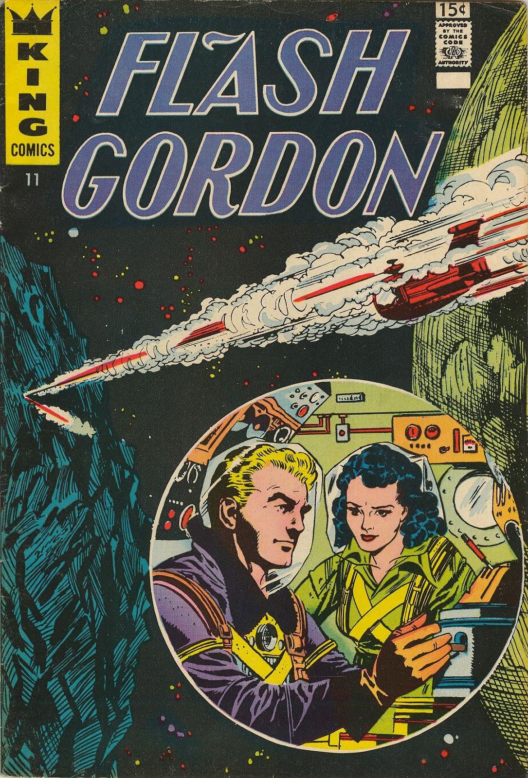 Flash Gordon (1966) issue 11 - Page 1