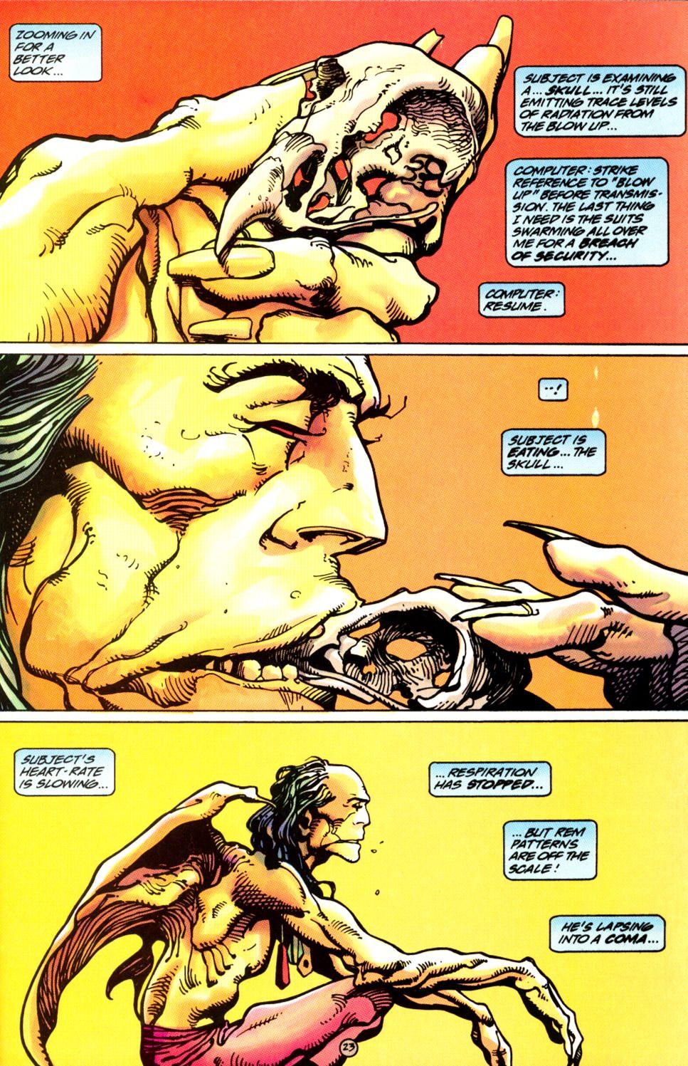 Read online Rune (1994) comic -  Issue #0 - 25
