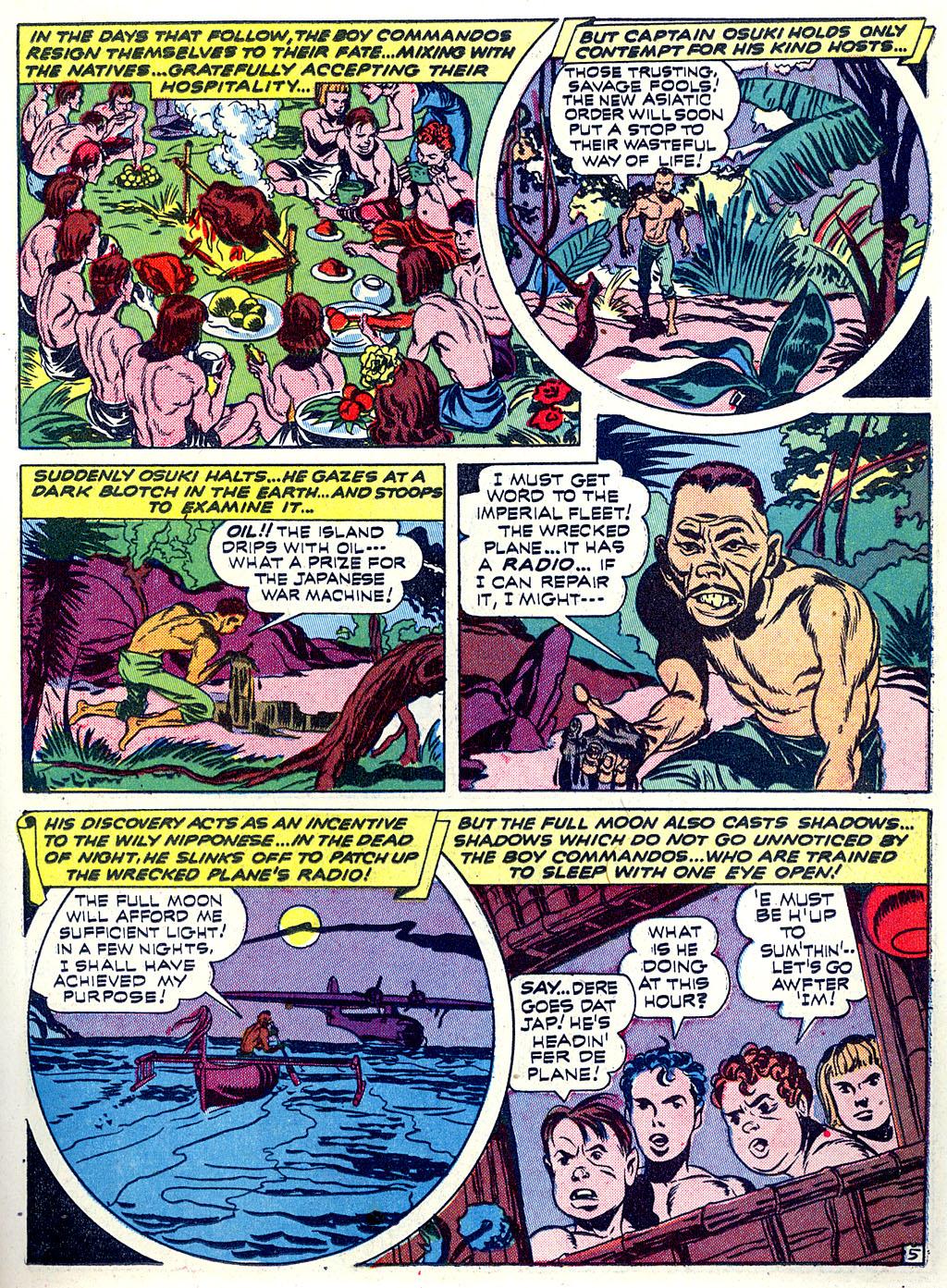 Read online Detective Comics (1937) comic -  Issue #68 - 21