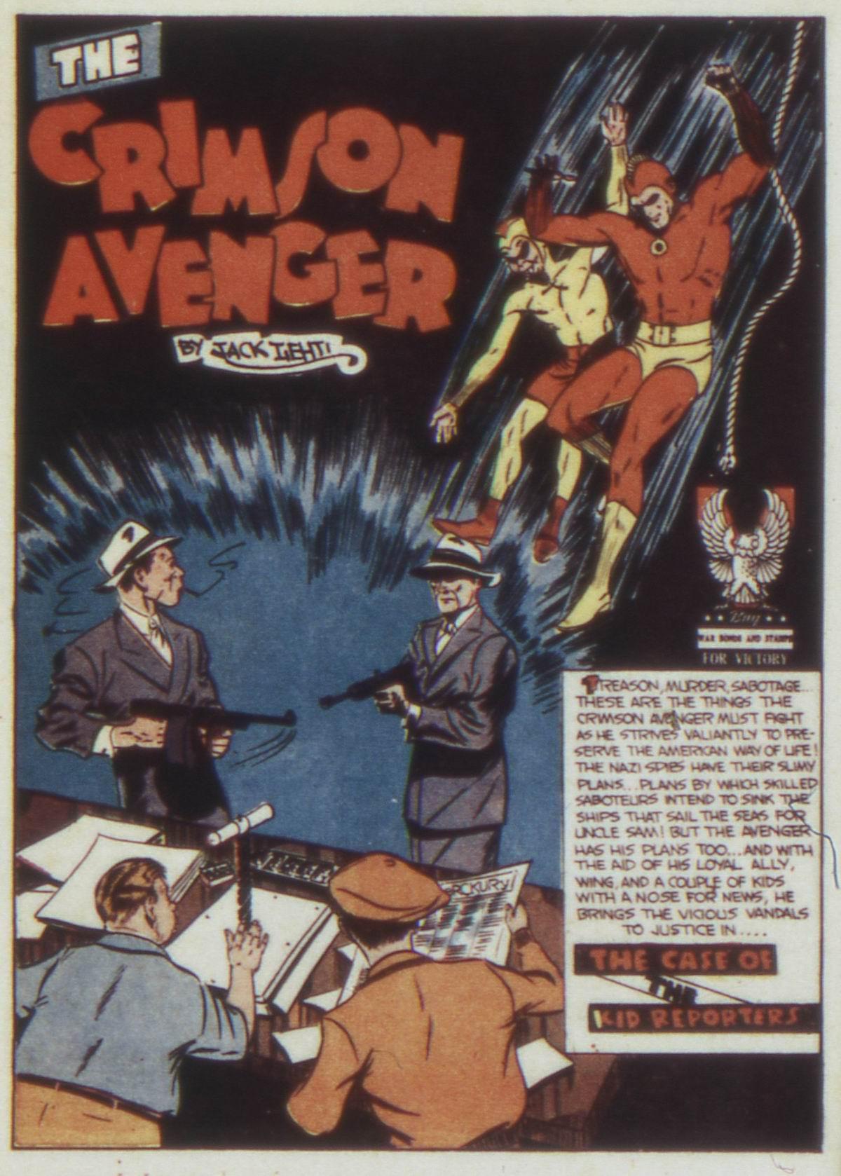 Read online Detective Comics (1937) comic -  Issue #74 - 31