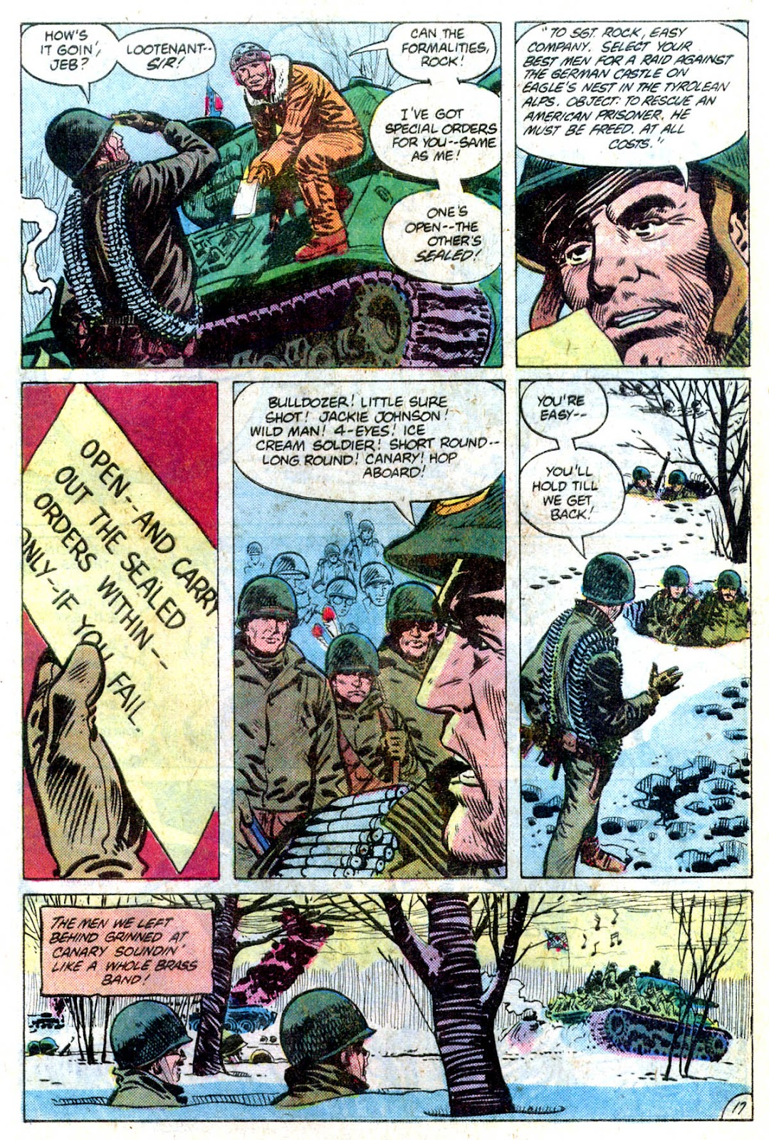 Sgt. Rock issue Annual 2 - Page 19