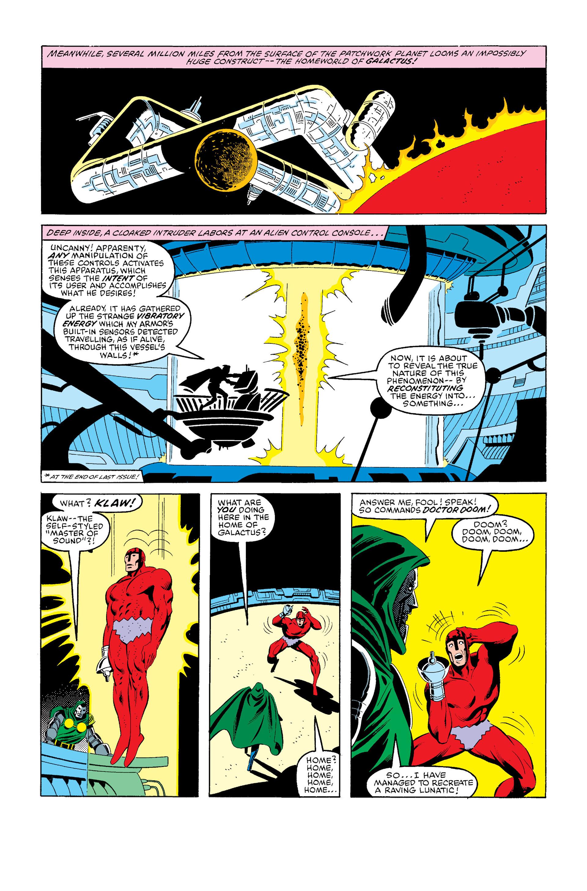 Read online Secret Wars (1985) comic -  Issue #6 - 6