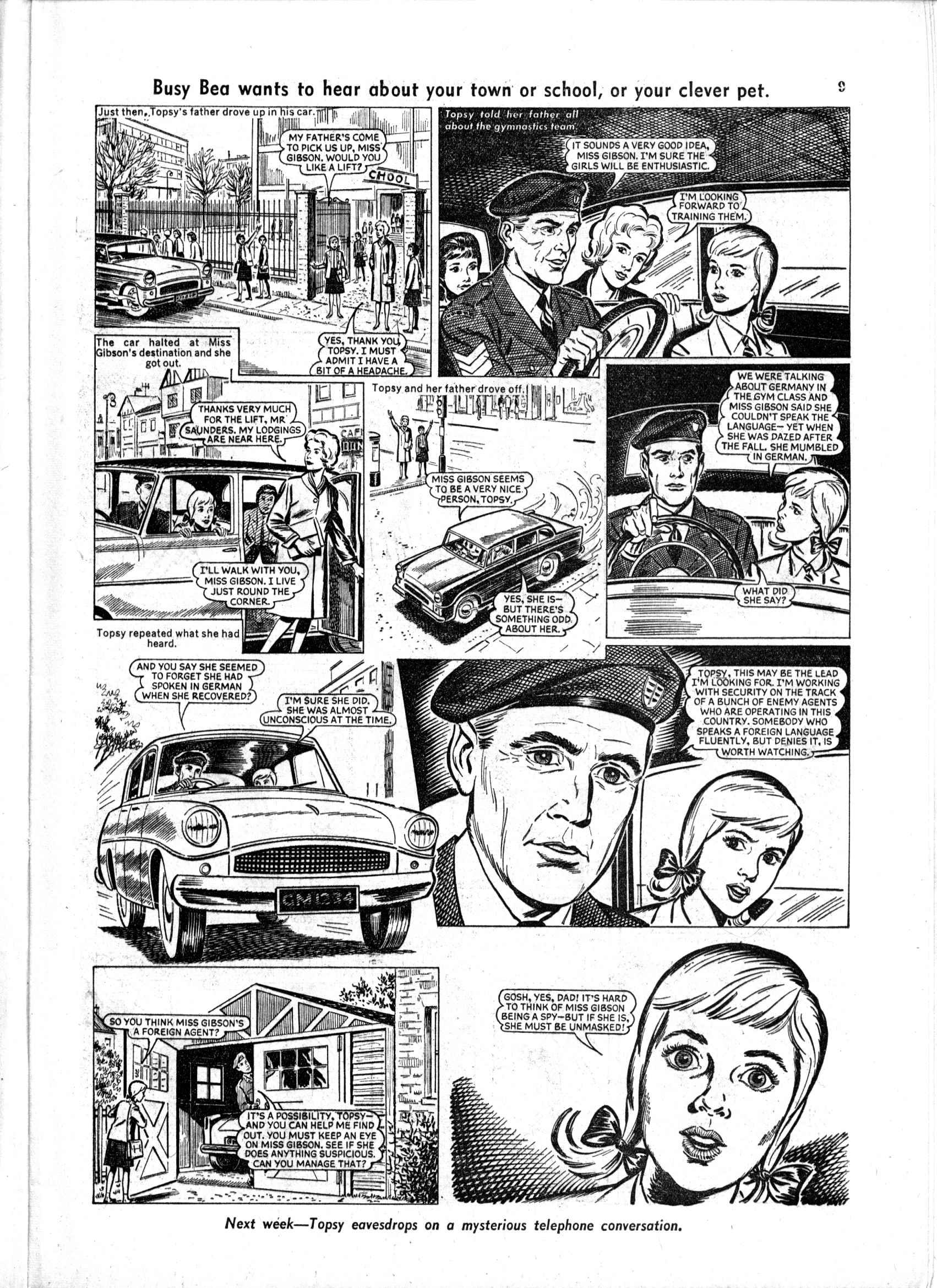 Read online Judy comic -  Issue #158 - 9