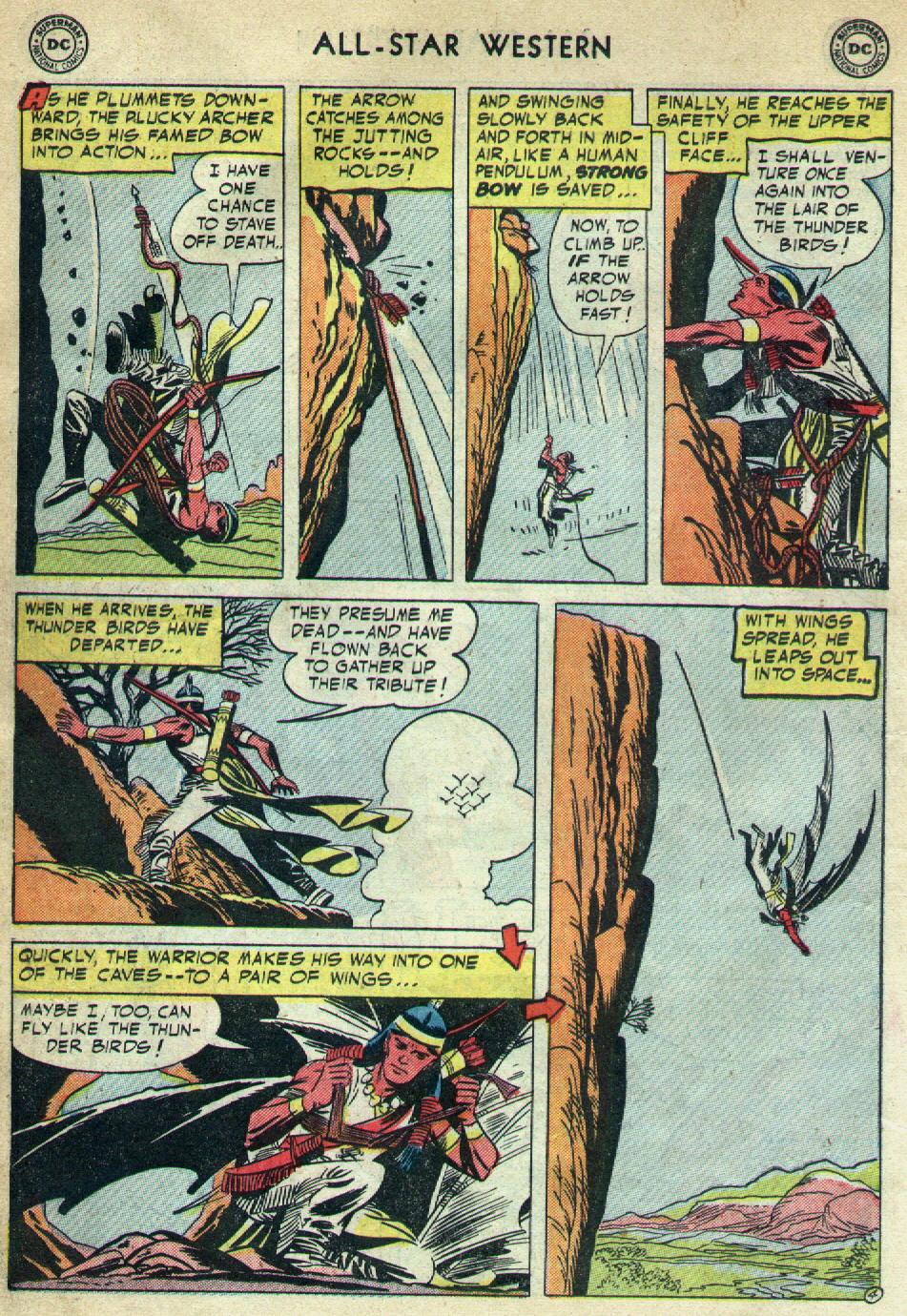 Read online All-Star Western (1951) comic -  Issue #79 - 14