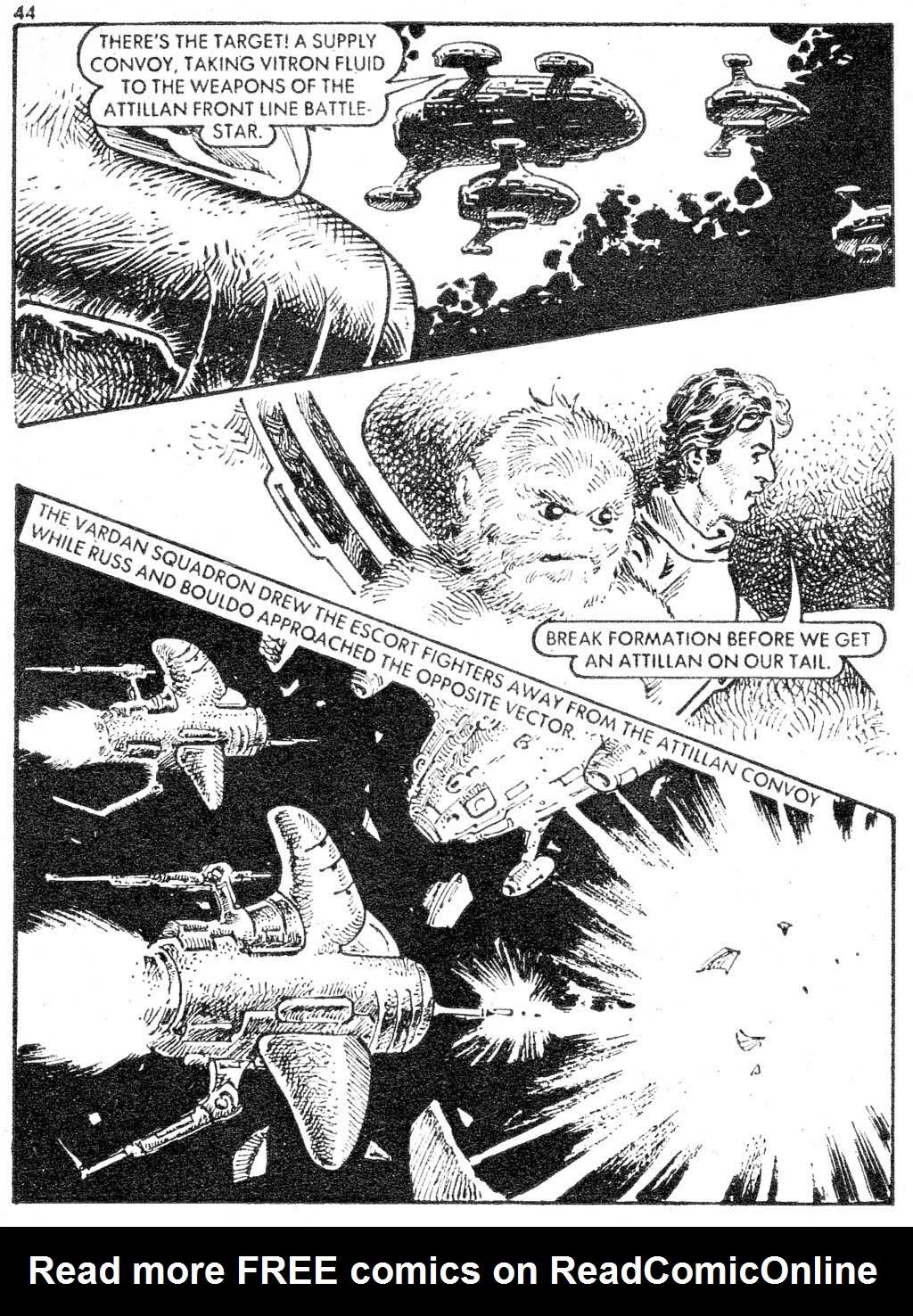 Starblazer issue 87 - Page 44