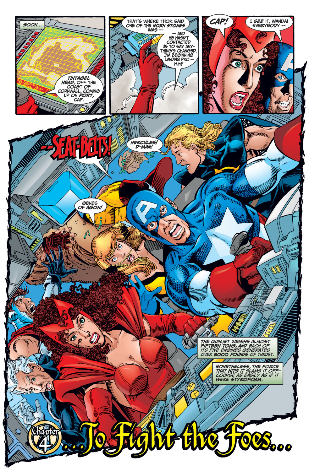 Read online Avengers (1998) comic -  Issue #1 - 27