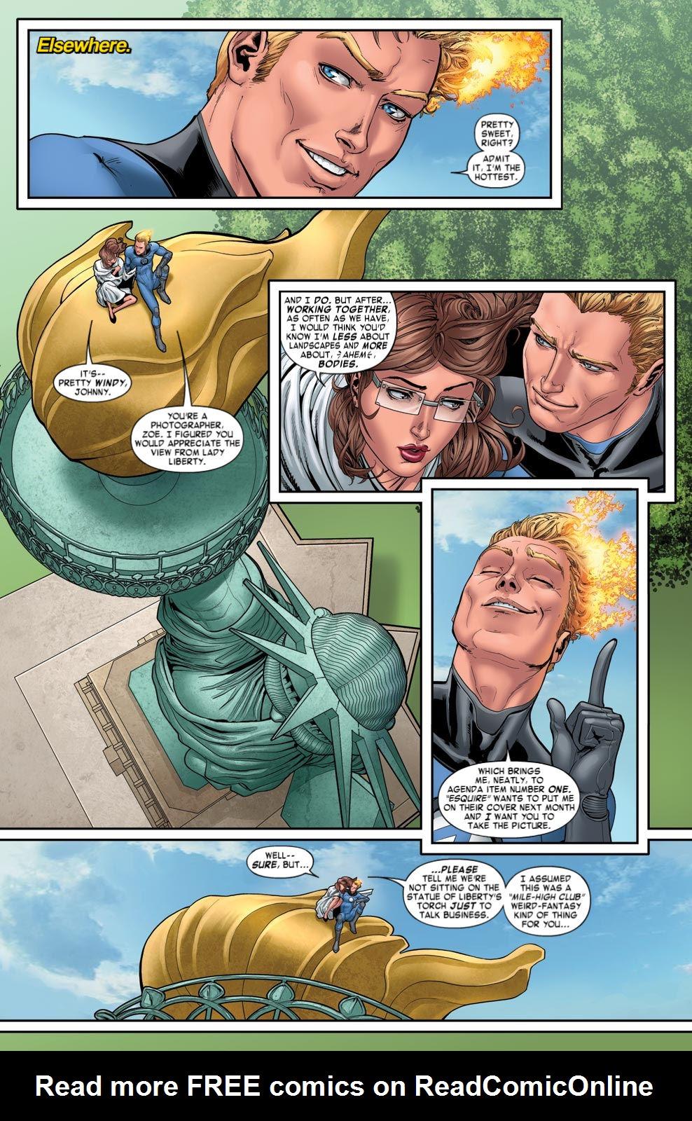 Read online Fantastic Four: Season One comic -  Issue # TPB - 81