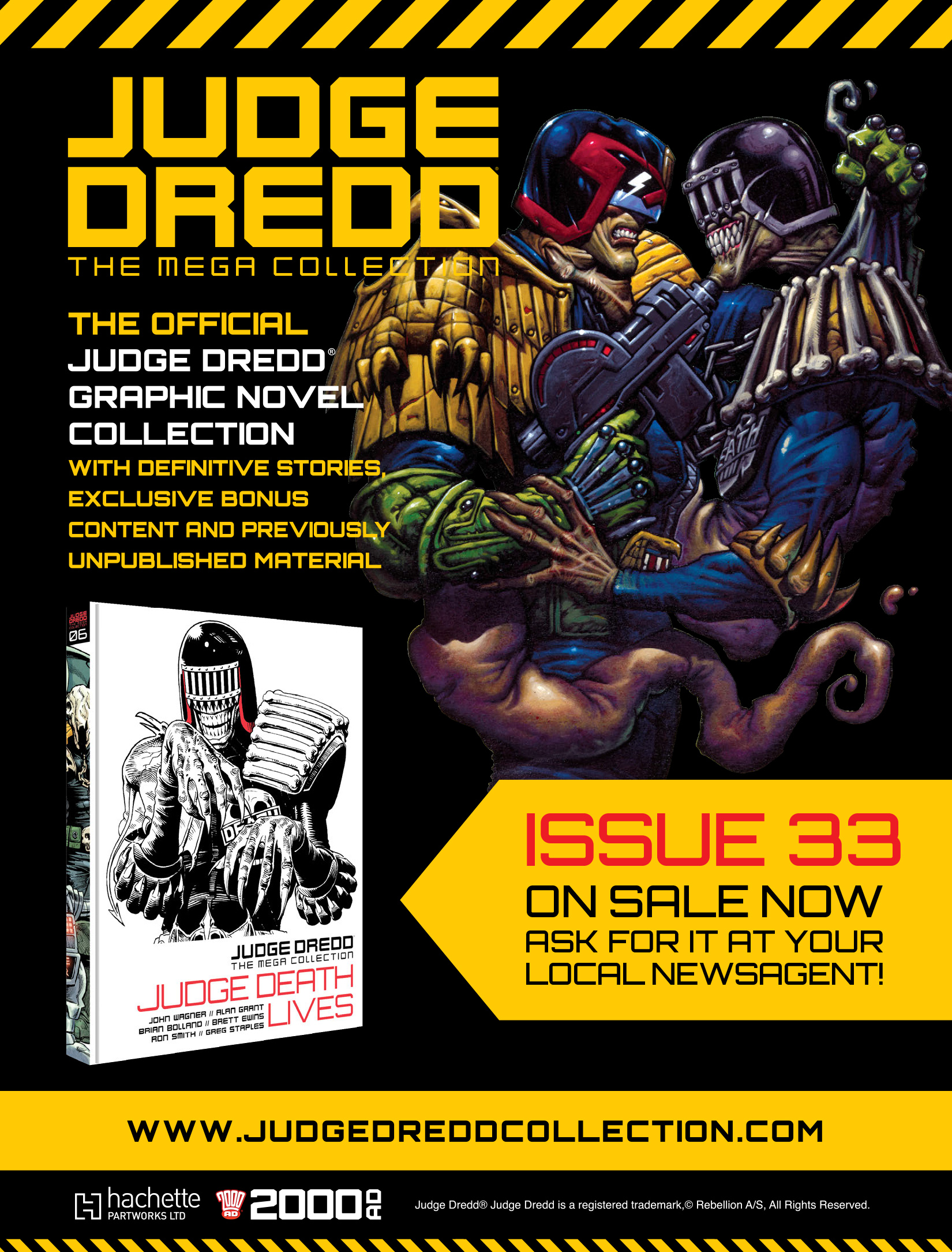 Read online 2000 AD comic -  Issue #1976 - 32