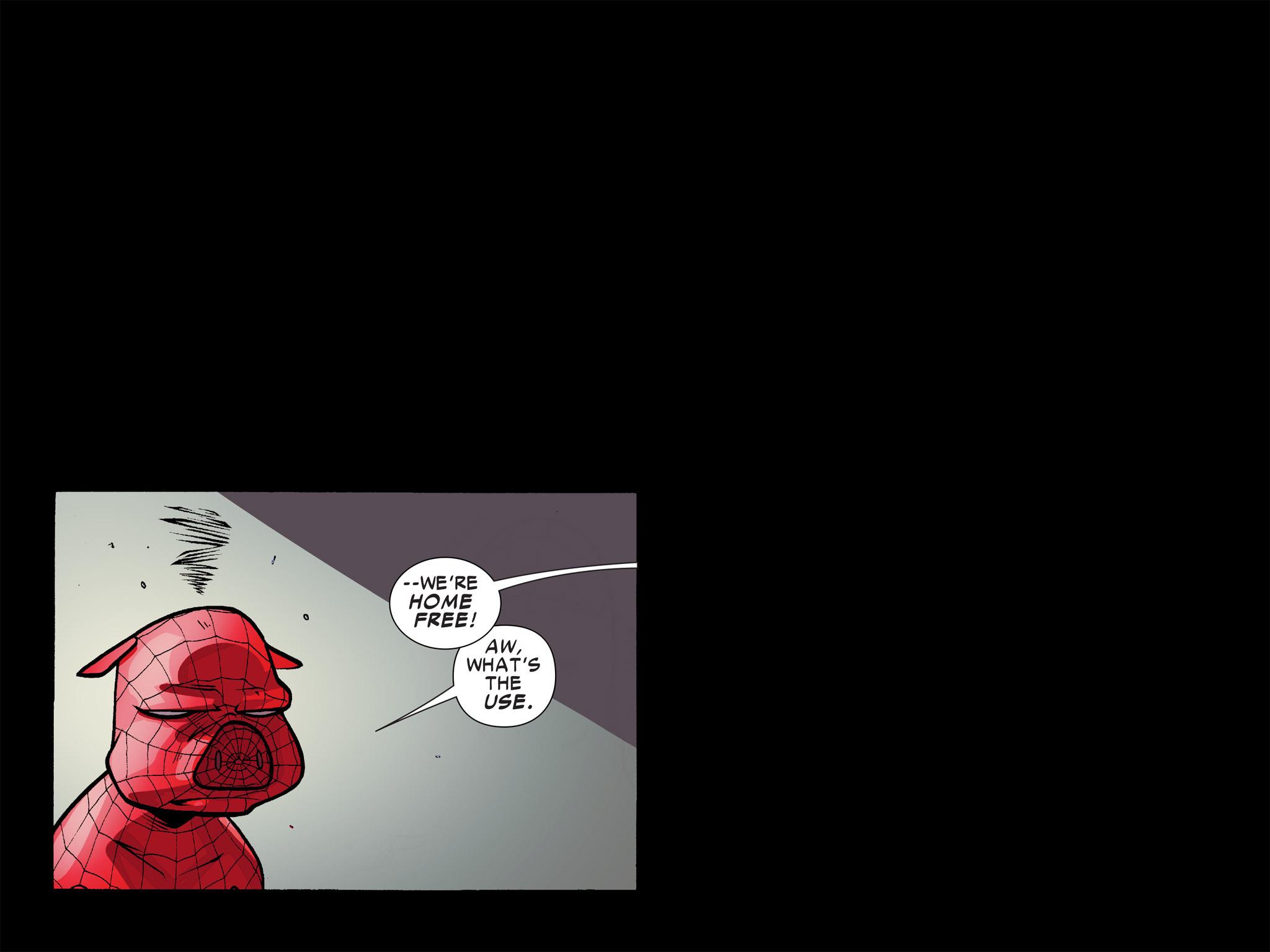 Read online Ultimate Spider-Man (Infinite Comics) (2016) comic -  Issue #10 - 39