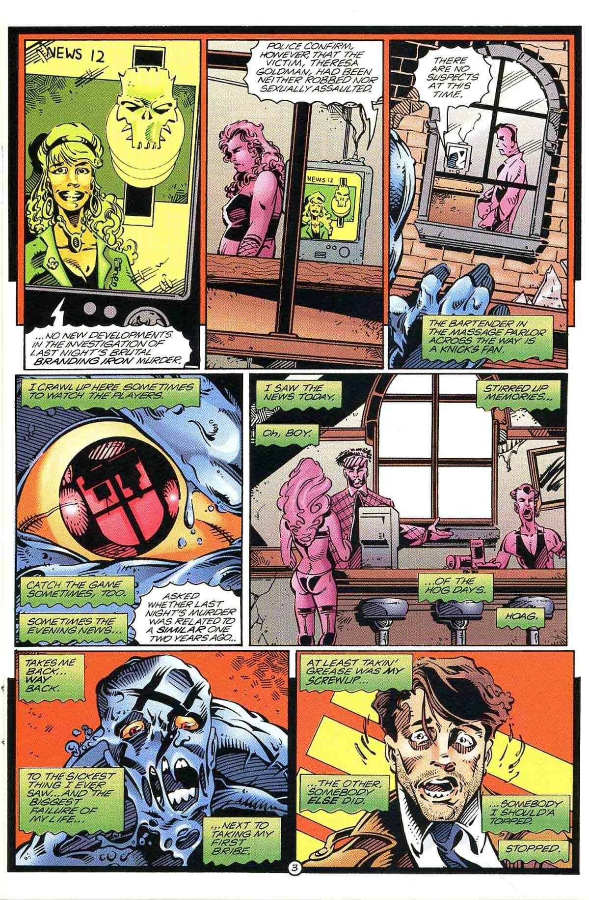 Read online Ultraverse Premiere comic -  Issue #10 - 23