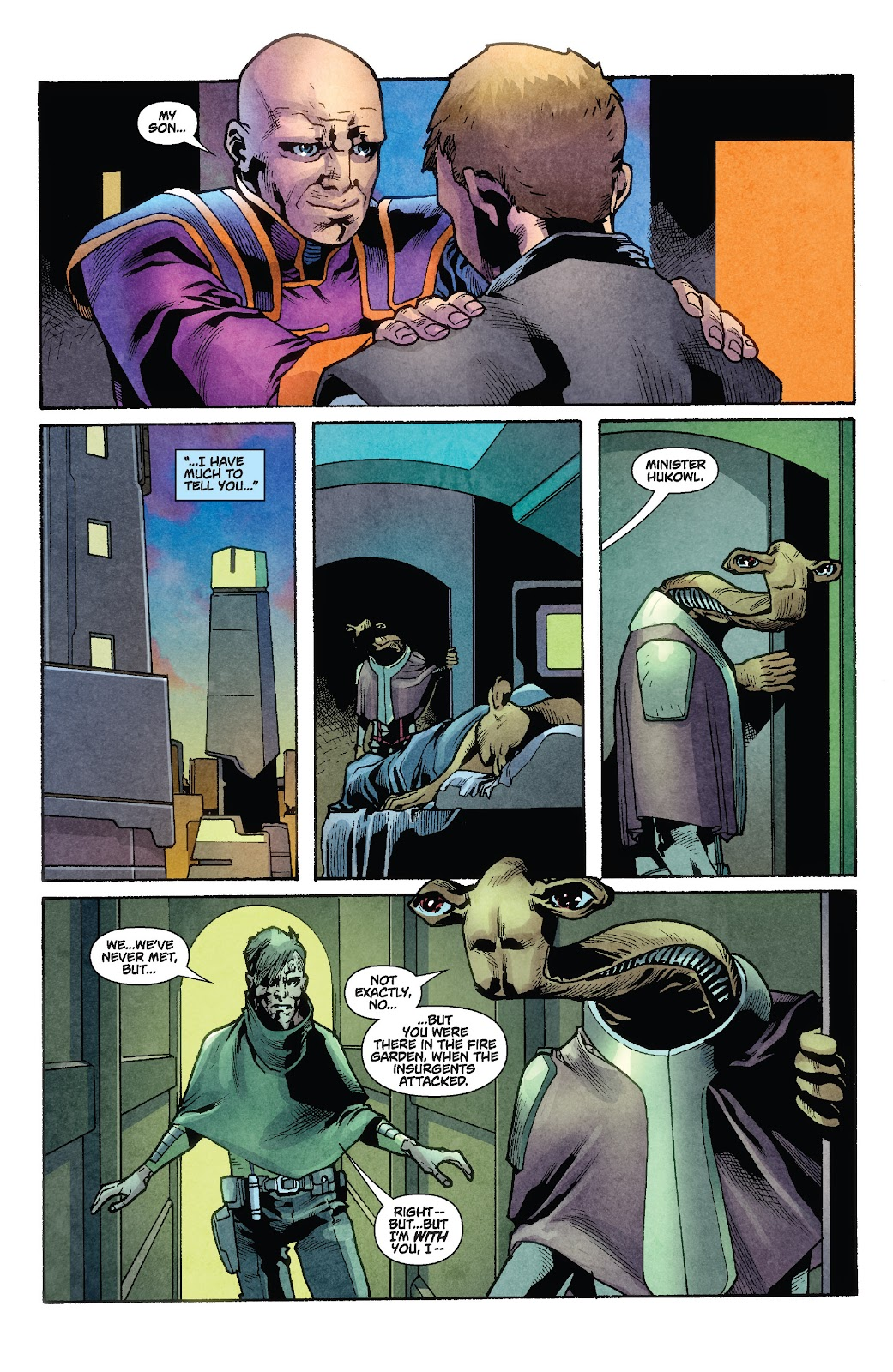 Read online Star Wars Legends: Rise of the Sith - Epic Collection comic -  Issue # TPB 1 (Part 2) - 80