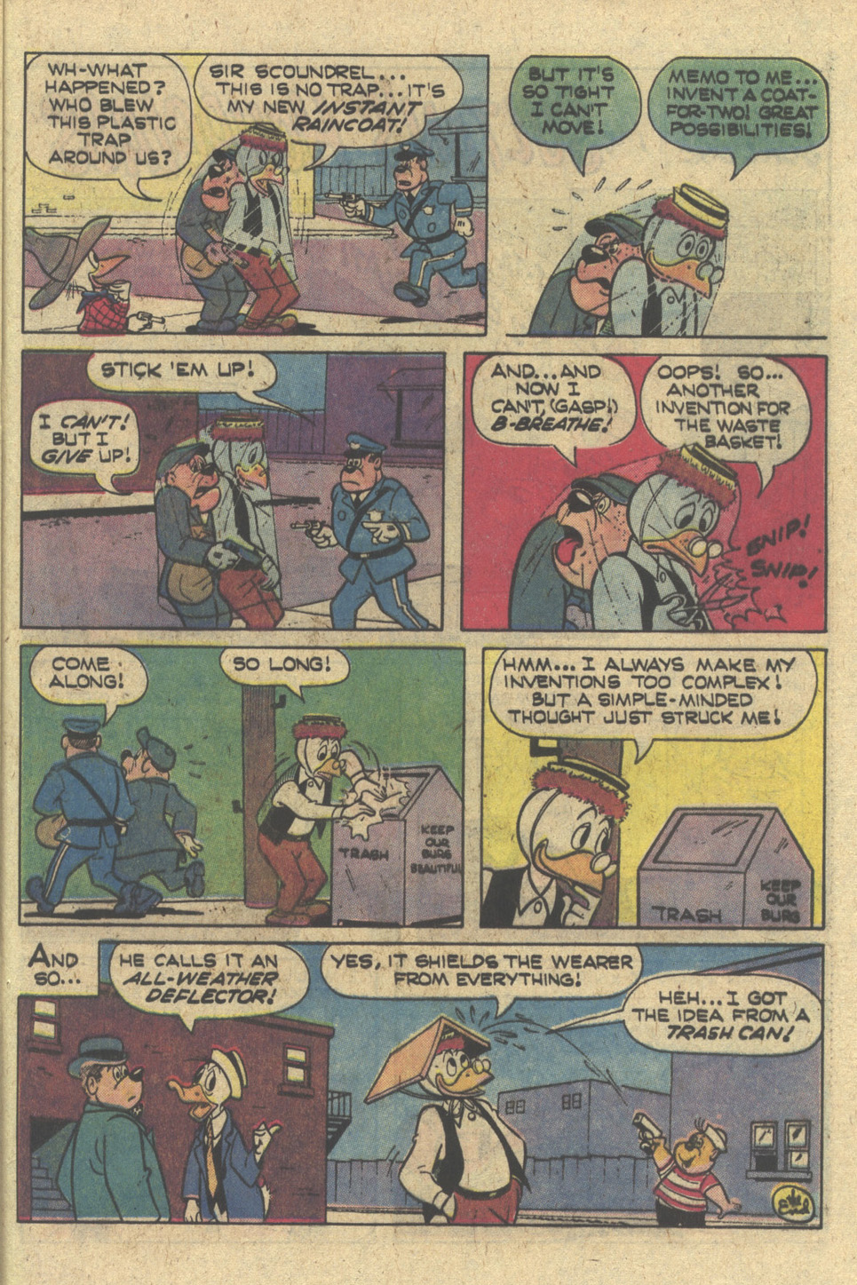 Read online Uncle Scrooge (1953) comic -  Issue #168 - 25