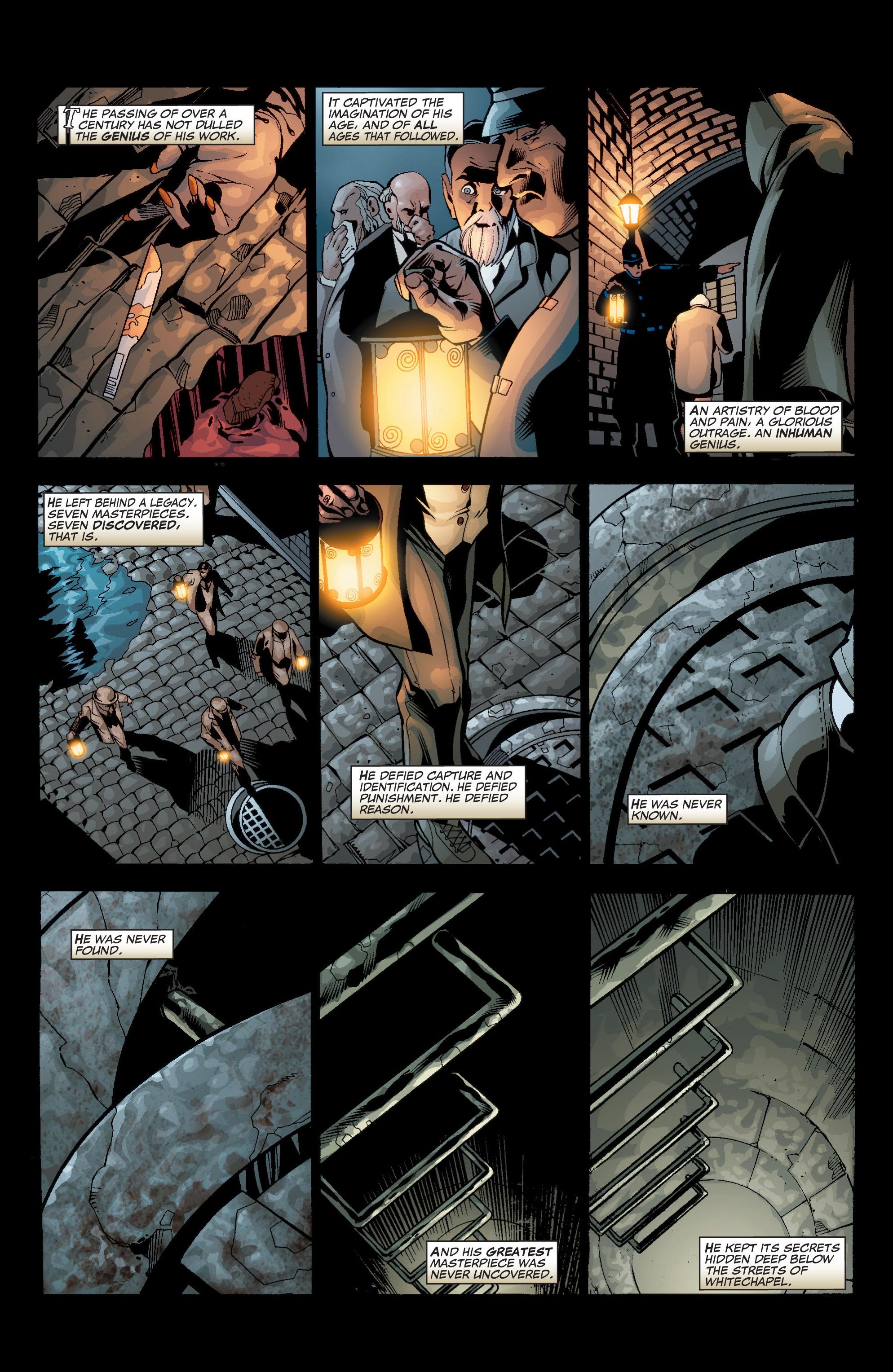 Read online Shadowman (1999) comic -  Issue #3 - 3
