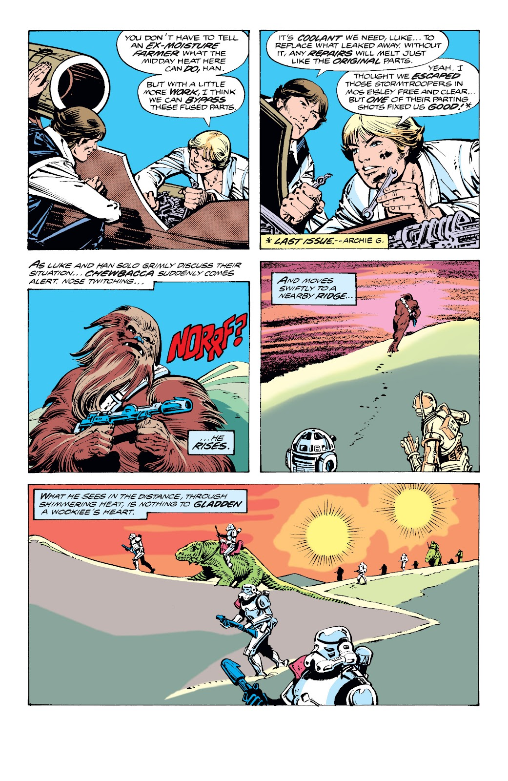 Read online Star Wars Legends: The Original Marvel Years - Epic Collection comic -  Issue # TPB 2 (Part 2) - 51
