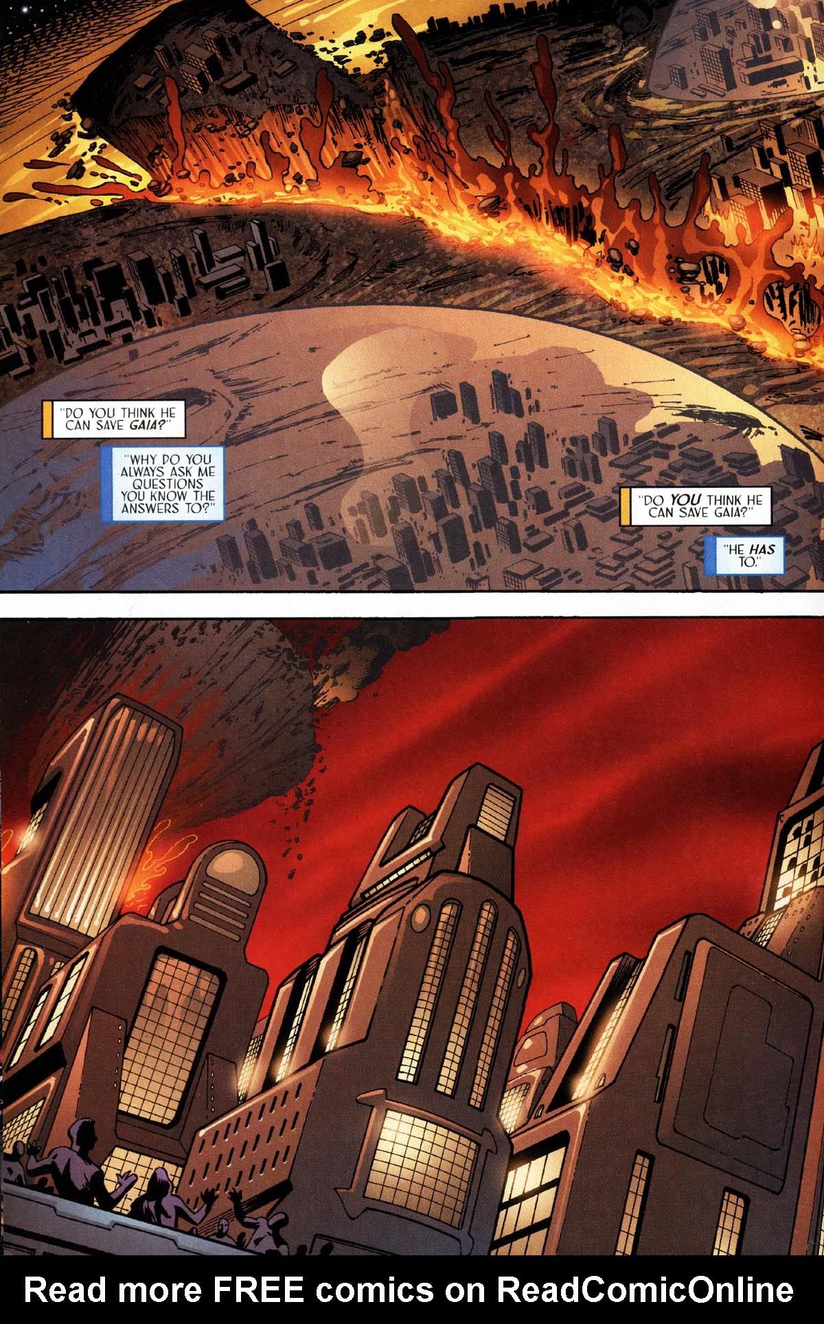 Read online Sigil (2000) comic -  Issue #27 - 7