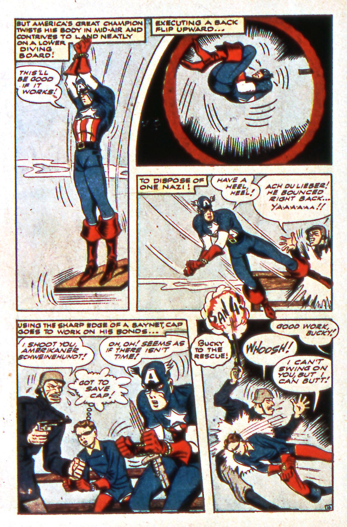 Read online All-Winners Comics comic -  Issue #12 - 24