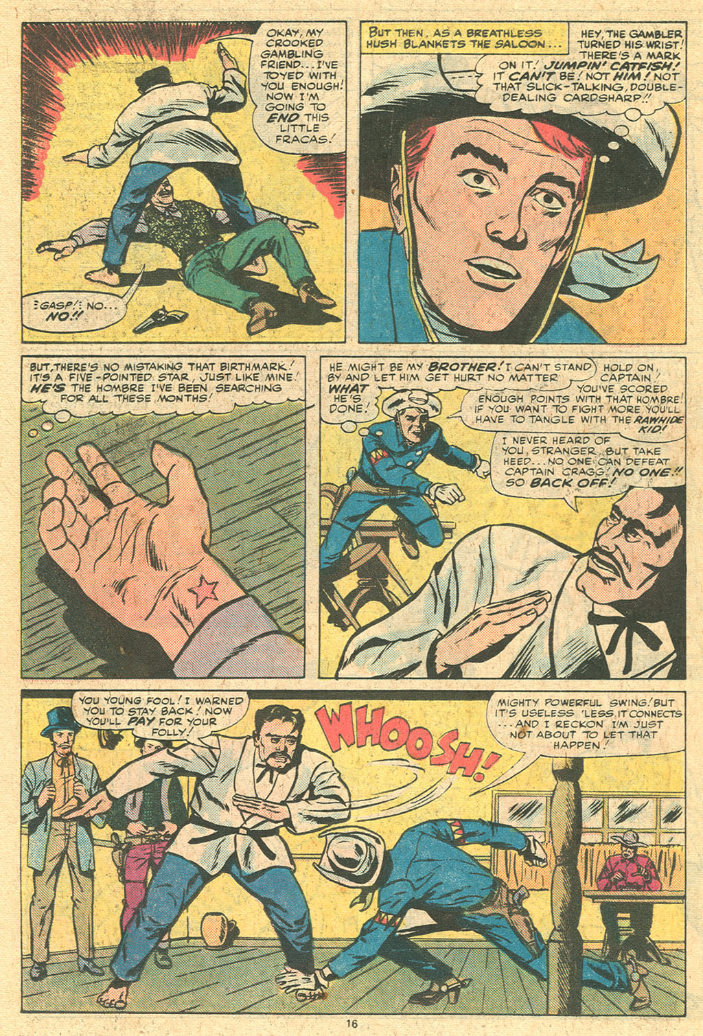 The Rawhide Kid (1955) issue 143 - Page 18