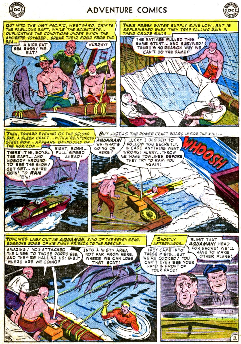 Read online Adventure Comics (1938) comic -  Issue #179 - 18