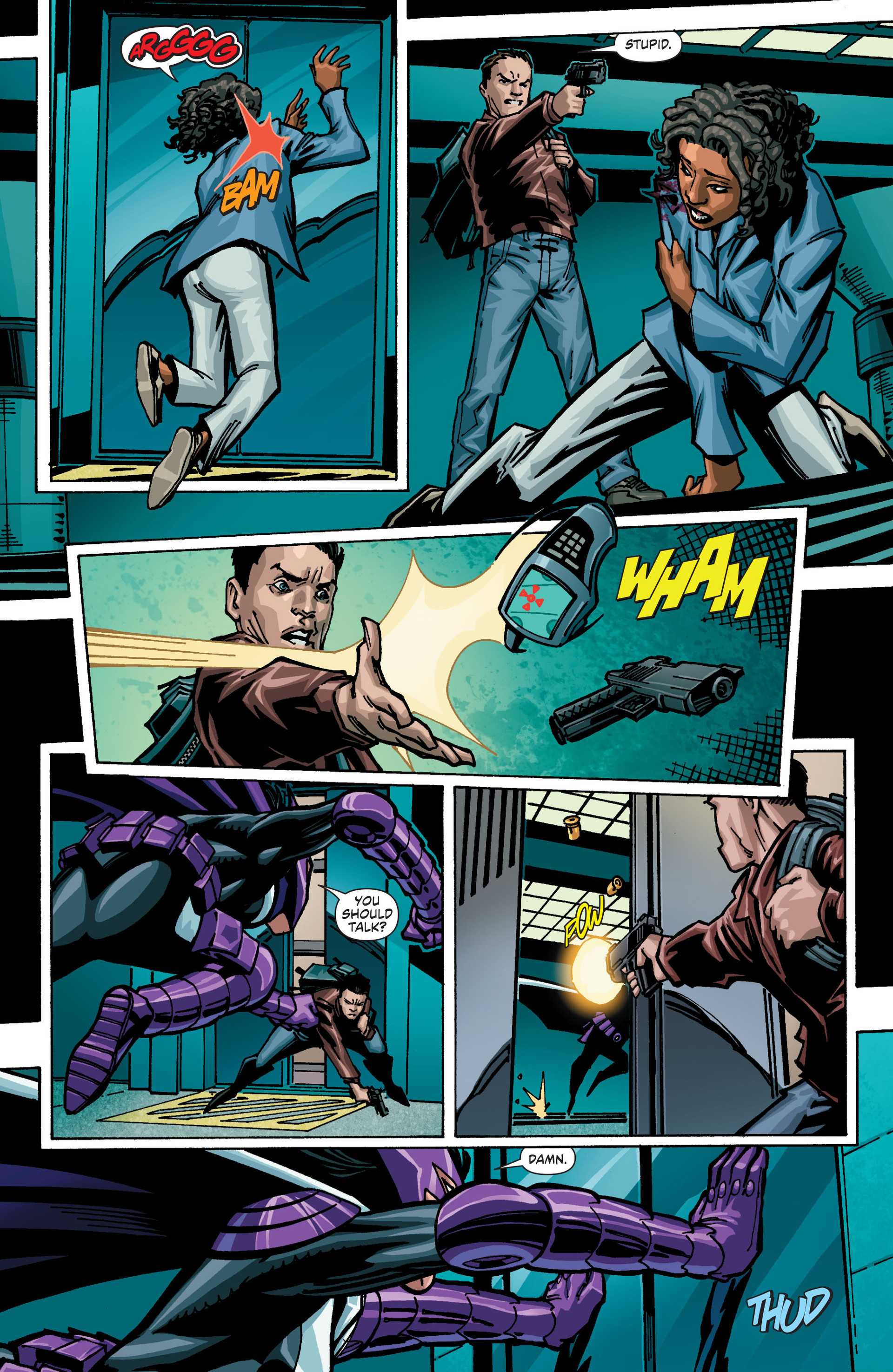 Read online Worlds' Finest comic -  Issue #24 - 9