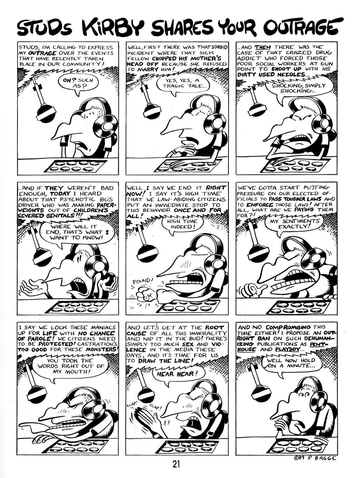 Read online Neat Stuff comic -  Issue #14 - 23