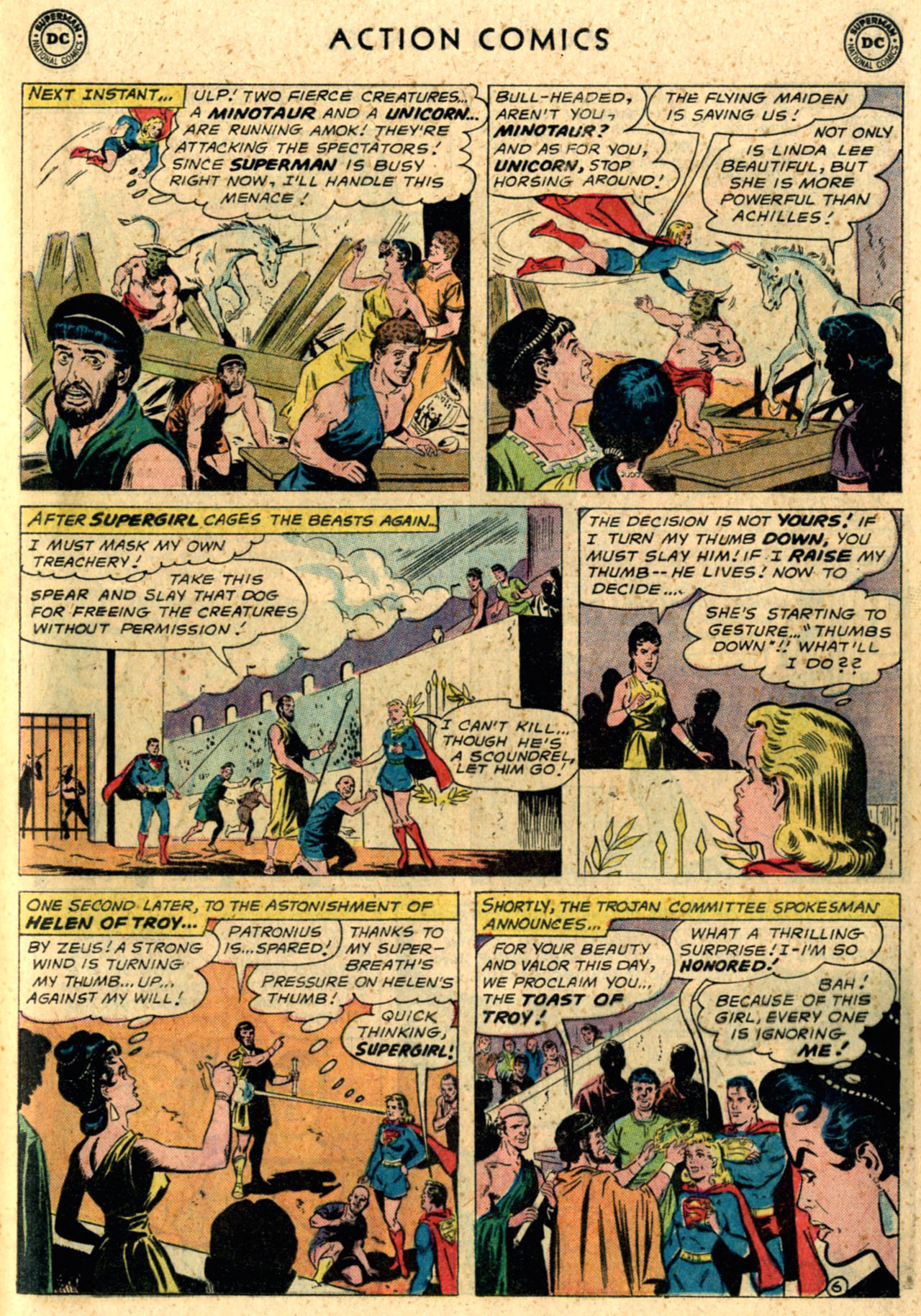 Read online Action Comics (1938) comic -  Issue #289 - 25