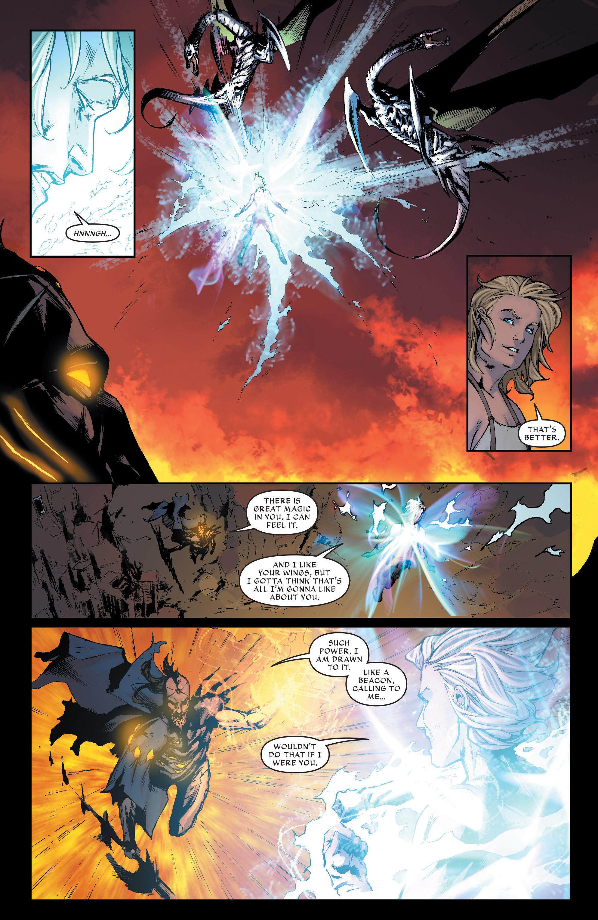 Read online Aspen Universe: Revelations comic -  Issue #2 - 10