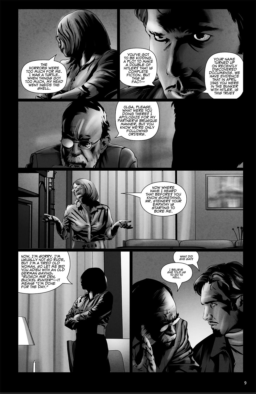 Creepy (2009) Issue #3 #3 - English 11