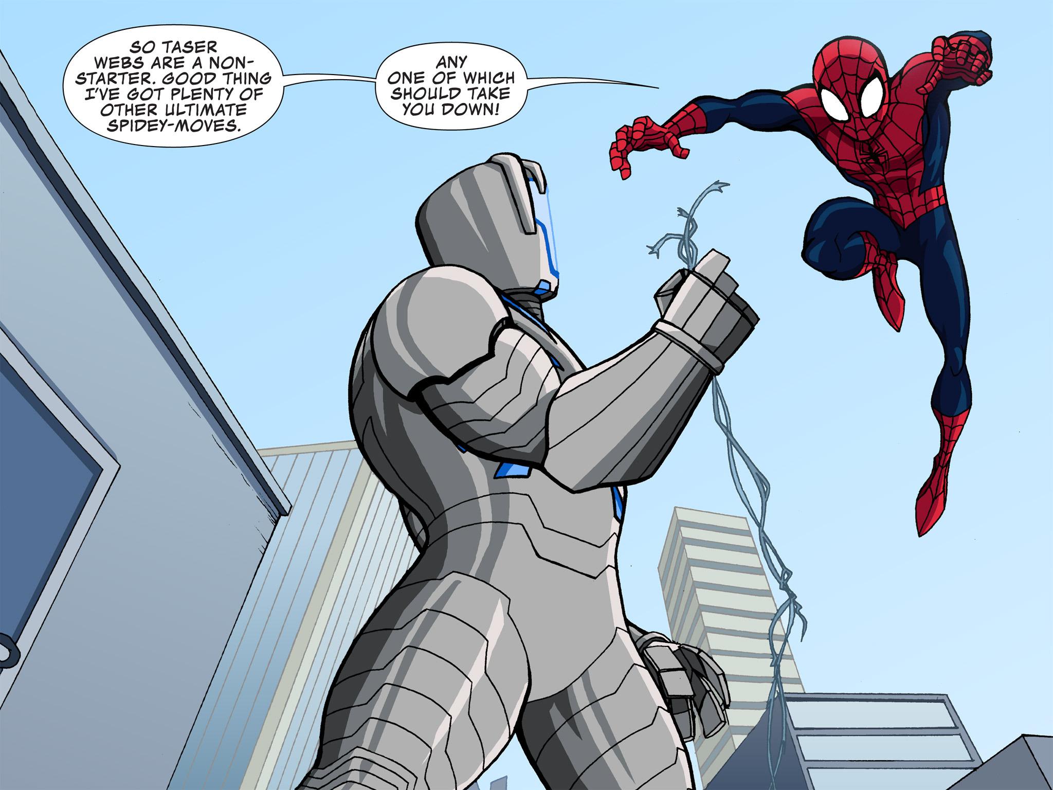 Read online Ultimate Spider-Man (Infinite Comics) (2015) comic -  Issue #3 - 10