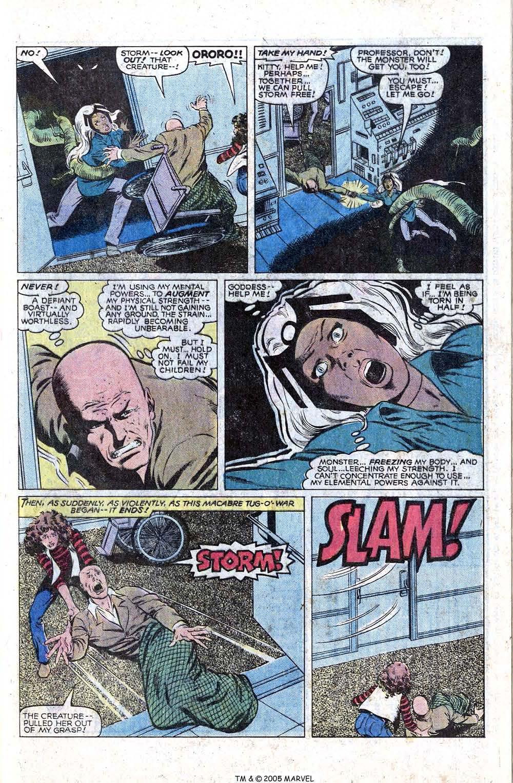 Read online Uncanny X-Men (1963) comic -  Issue # _Annual 4 - 13