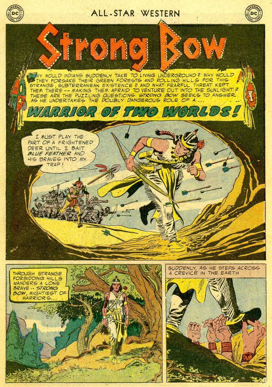 Read online All-Star Western (1951) comic -  Issue #82 - 10