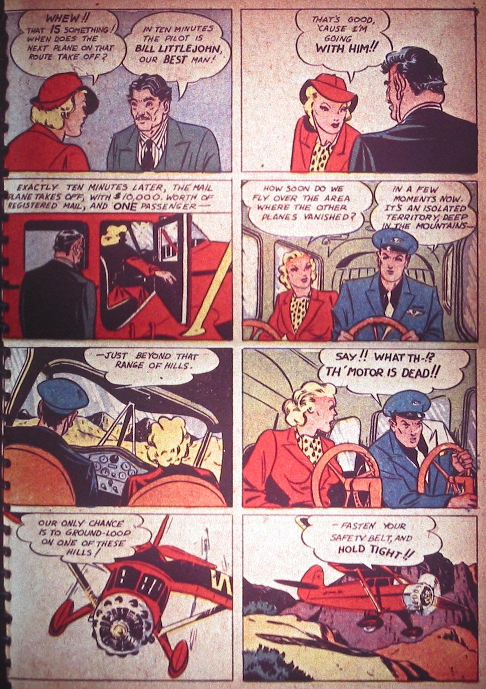 Read online Detective Comics (1937) comic -  Issue #3 - 11