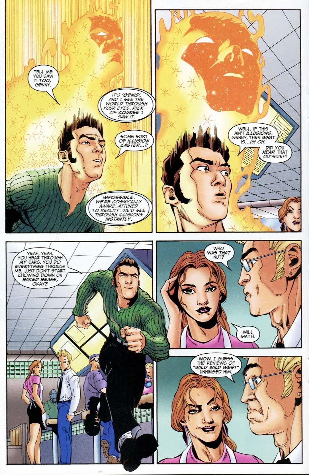 Captain Marvel (1999) Issue #0 #1 - English 8