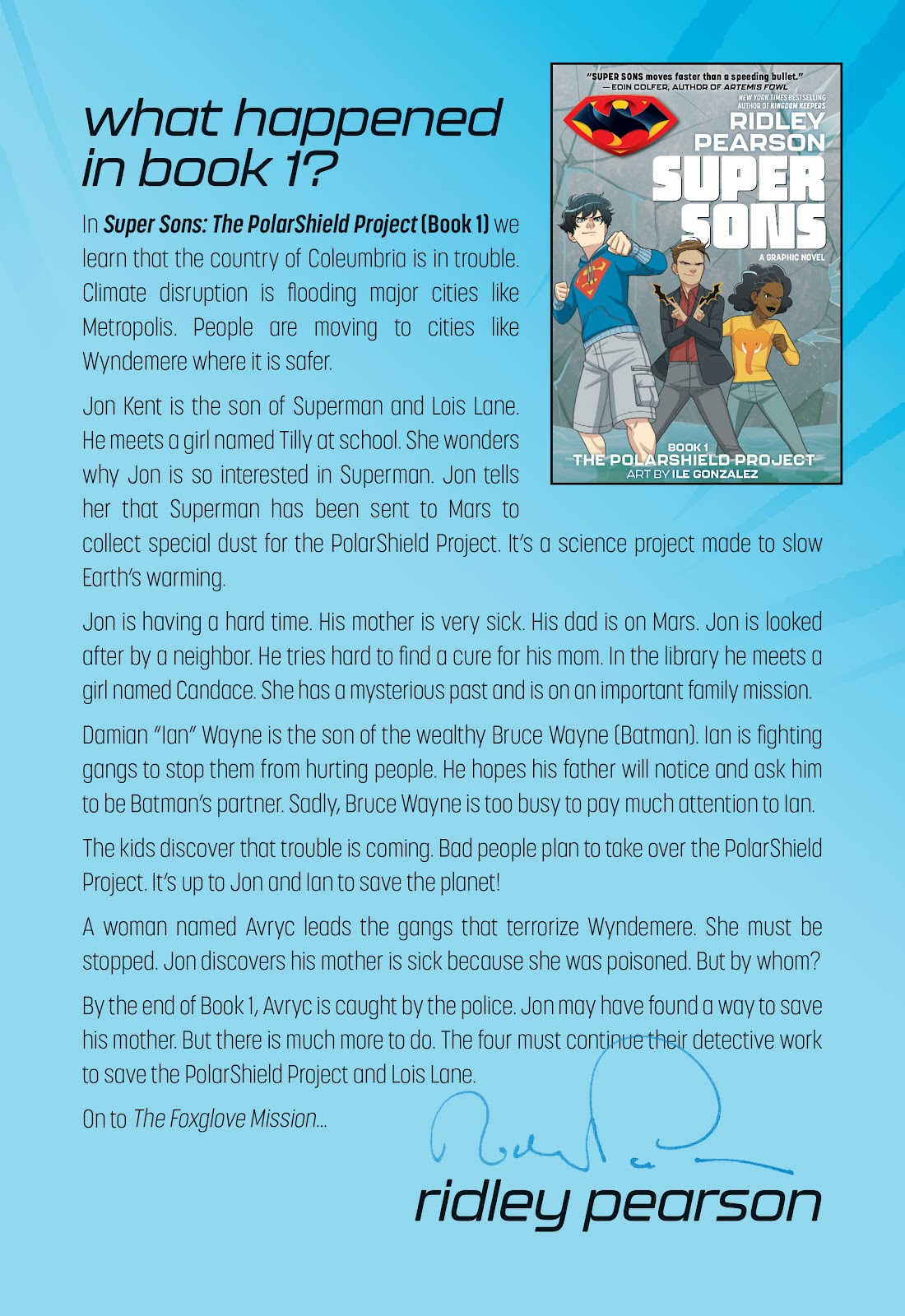 Read online Super Sons (2019) comic -  Issue # TPB The Foxglove Mission (Part 1) - 5
