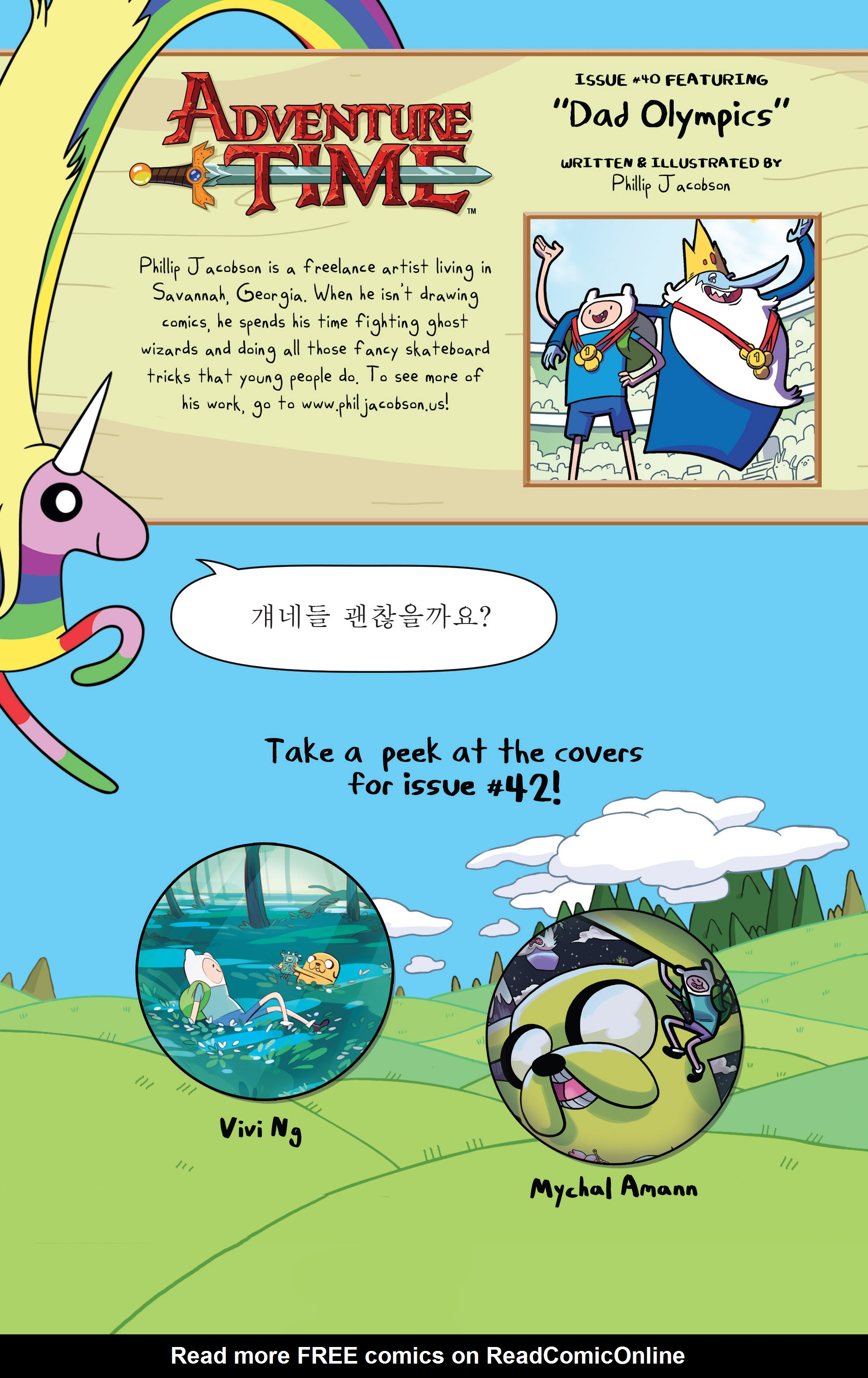 Read online Adventure Time comic -  Issue #41 - 25