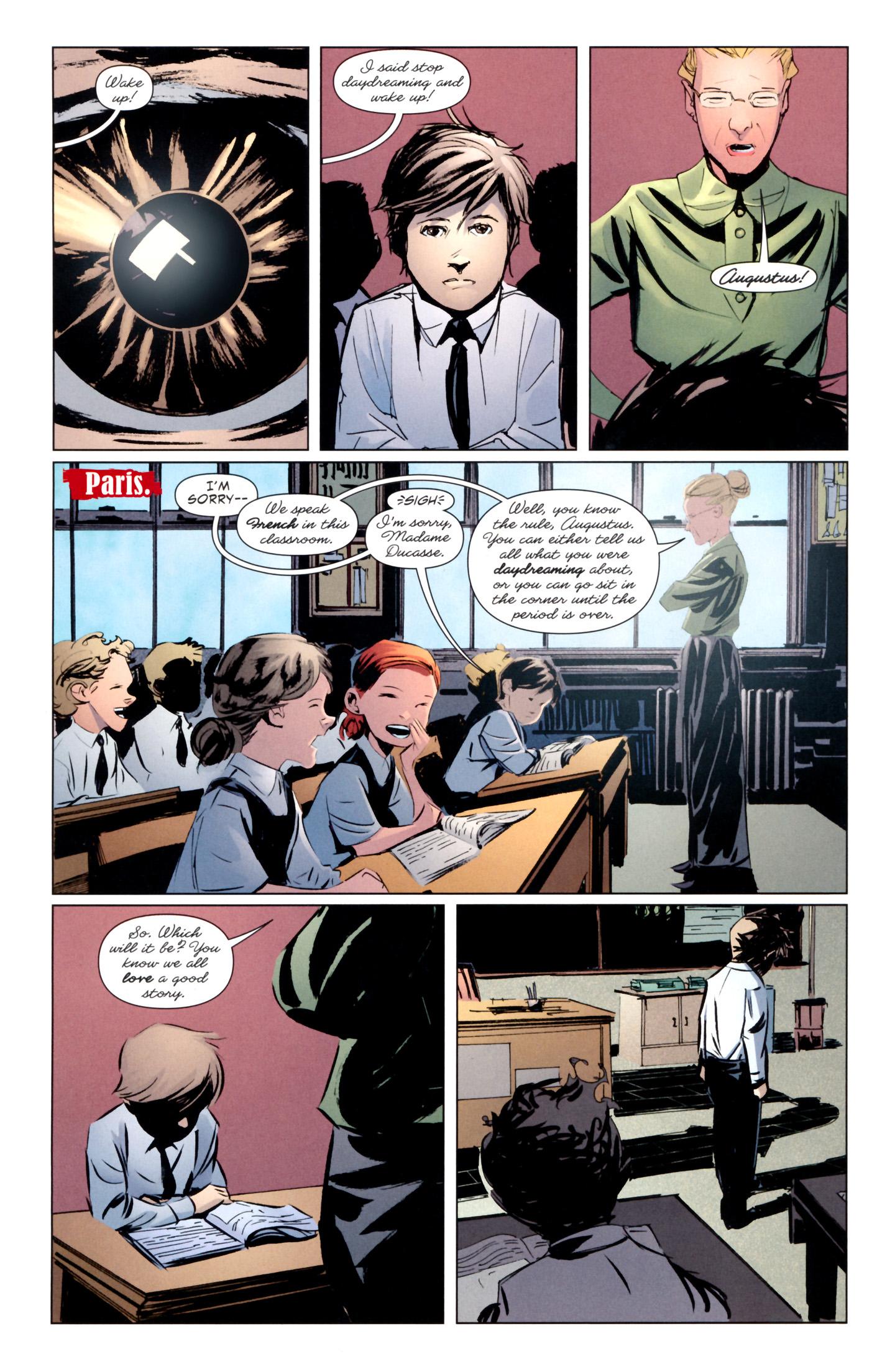 Read online American Vampire: Lord of Nightmares comic -  Issue #1 - 17