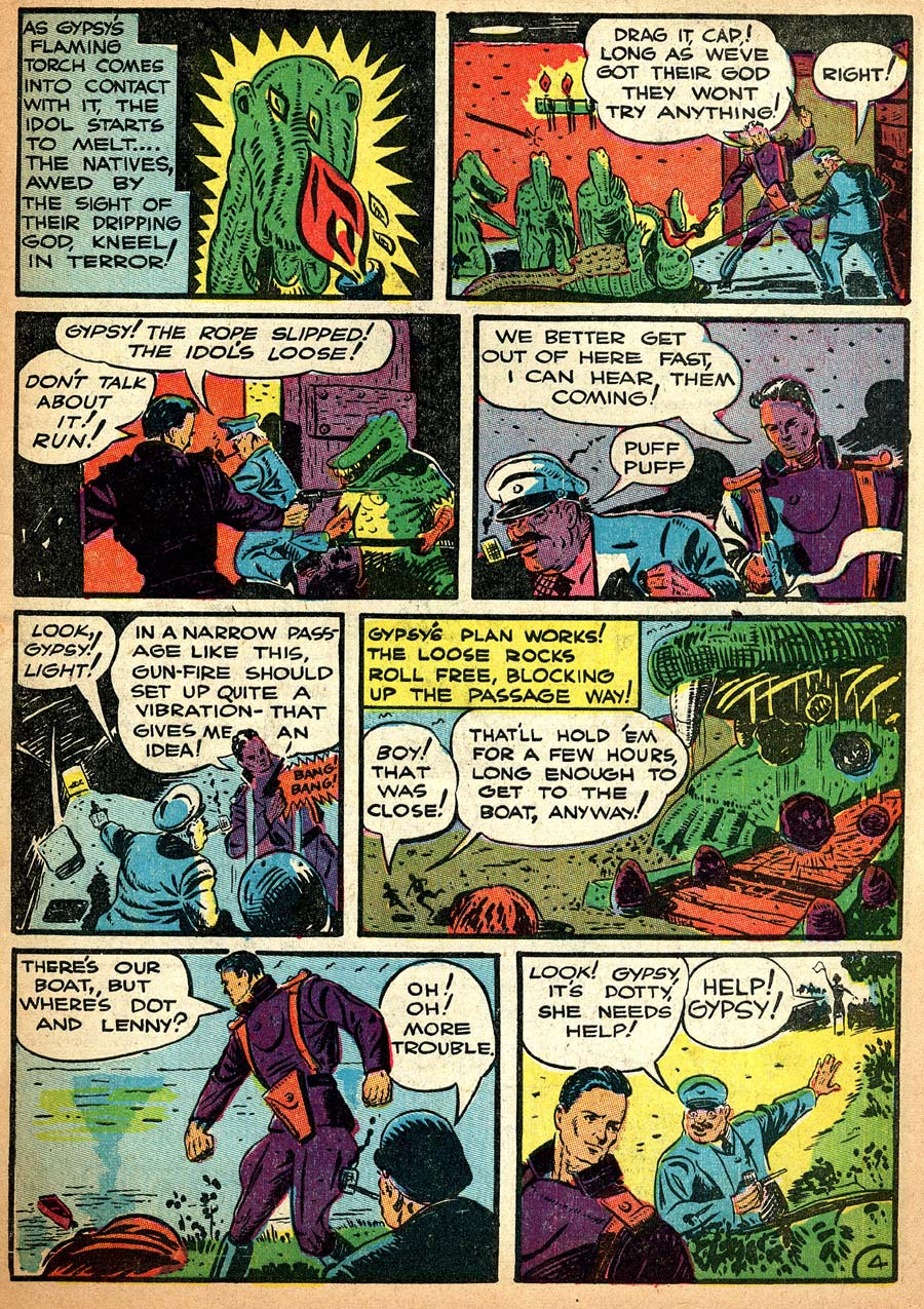 Blue Ribbon Comics (1939) issue 8 - Page 27