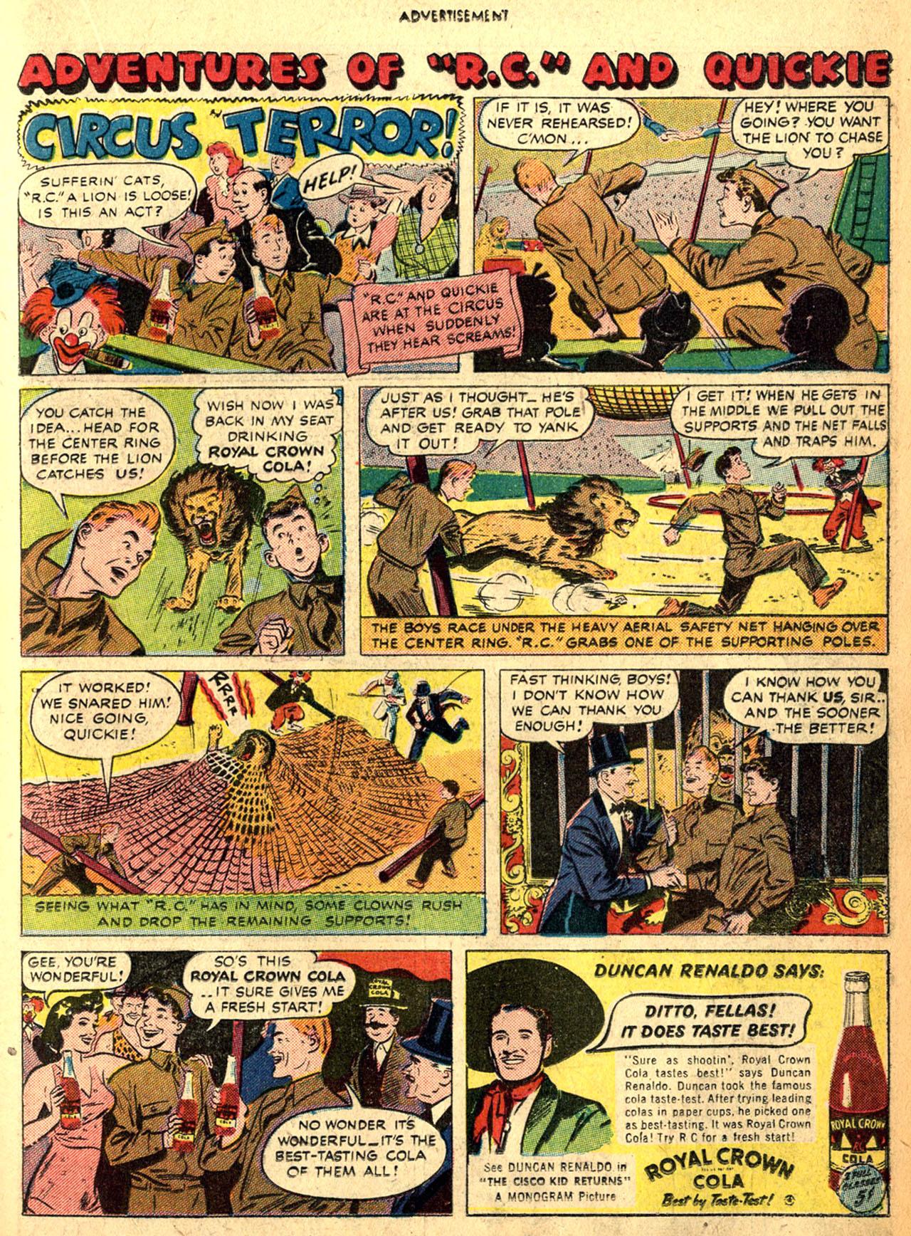 Read online Detective Comics (1937) comic -  Issue #98 - 23